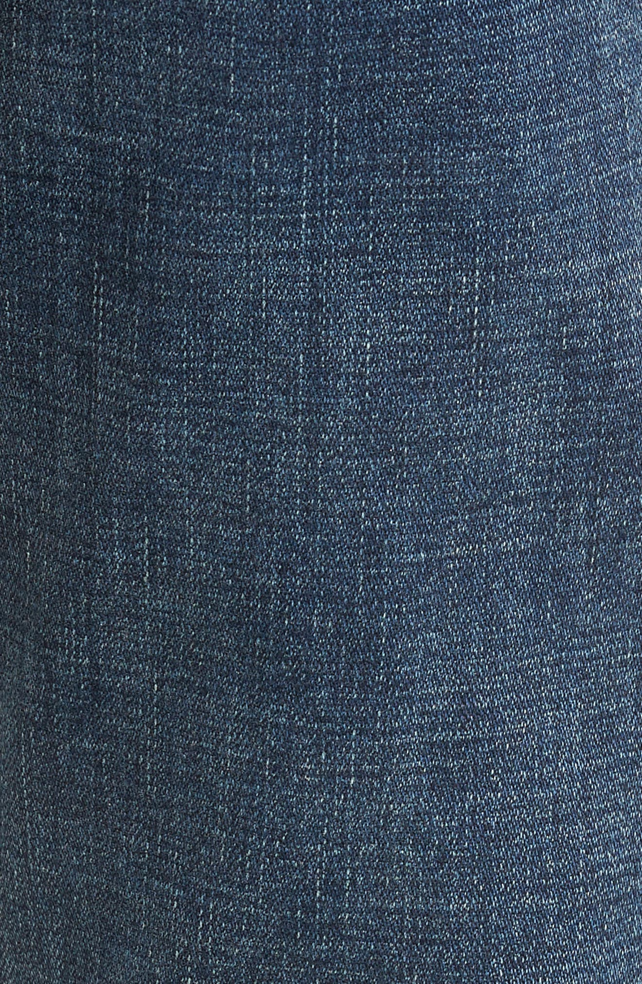 Greensboro Straight Leg Jeans,                             Alternate thumbnail 5, color,                             472