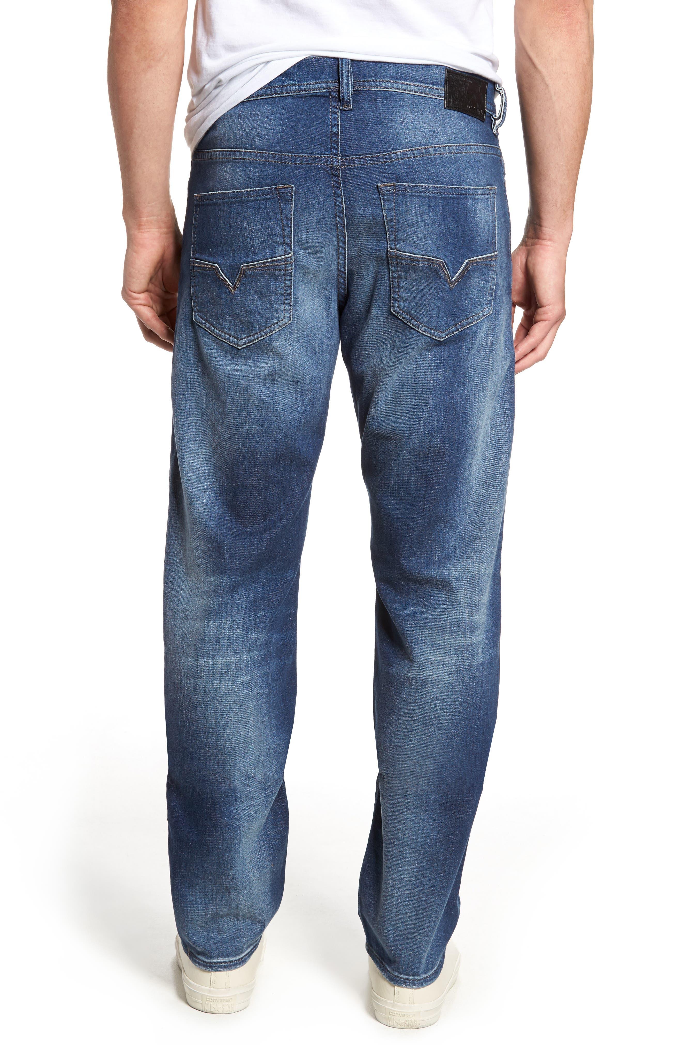Thytan Straight Leg Jeans,                             Alternate thumbnail 2, color,                             400