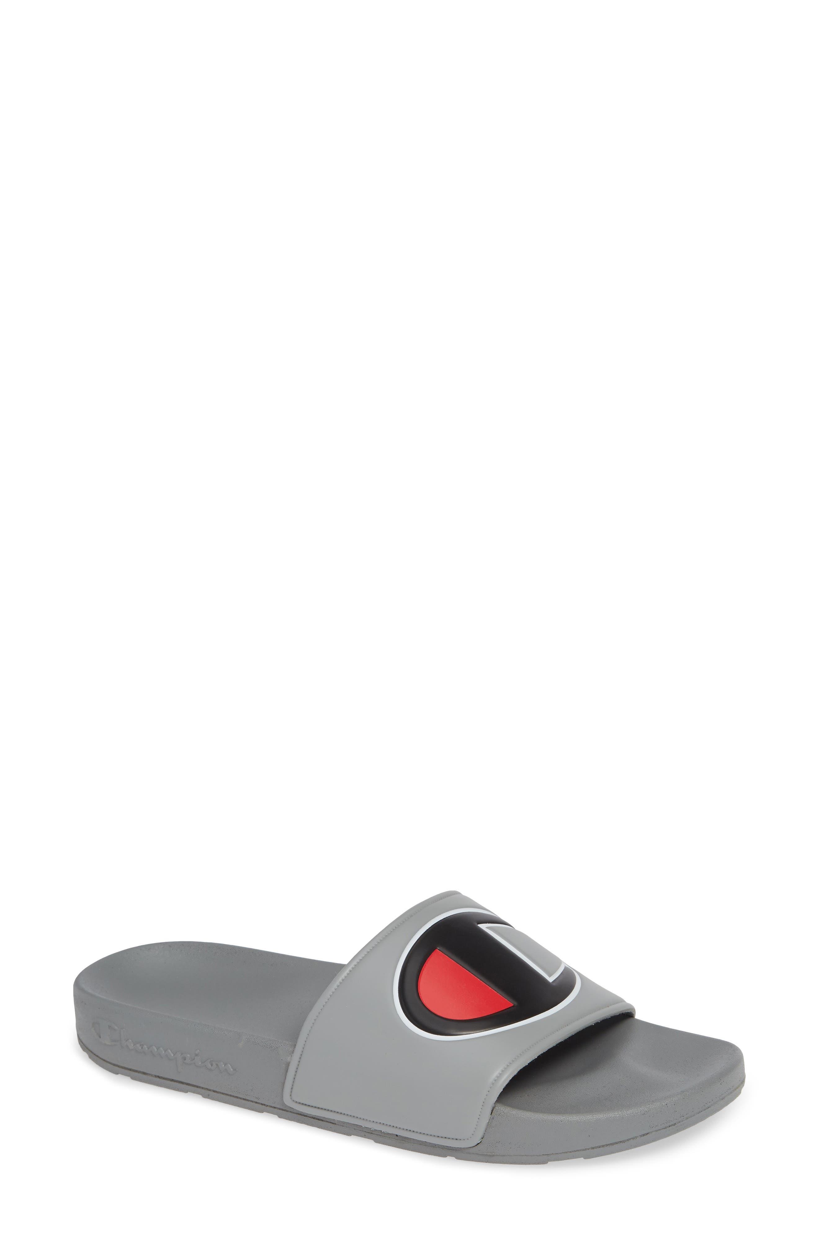 Slide Sandal,                             Main thumbnail 1, color,                             020