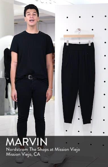 Taylor Slim Recycled Knit Jogger Pants, sales video thumbnail