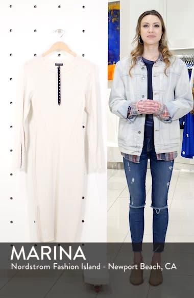 Brynn Rib Knit Dress, sales video thumbnail