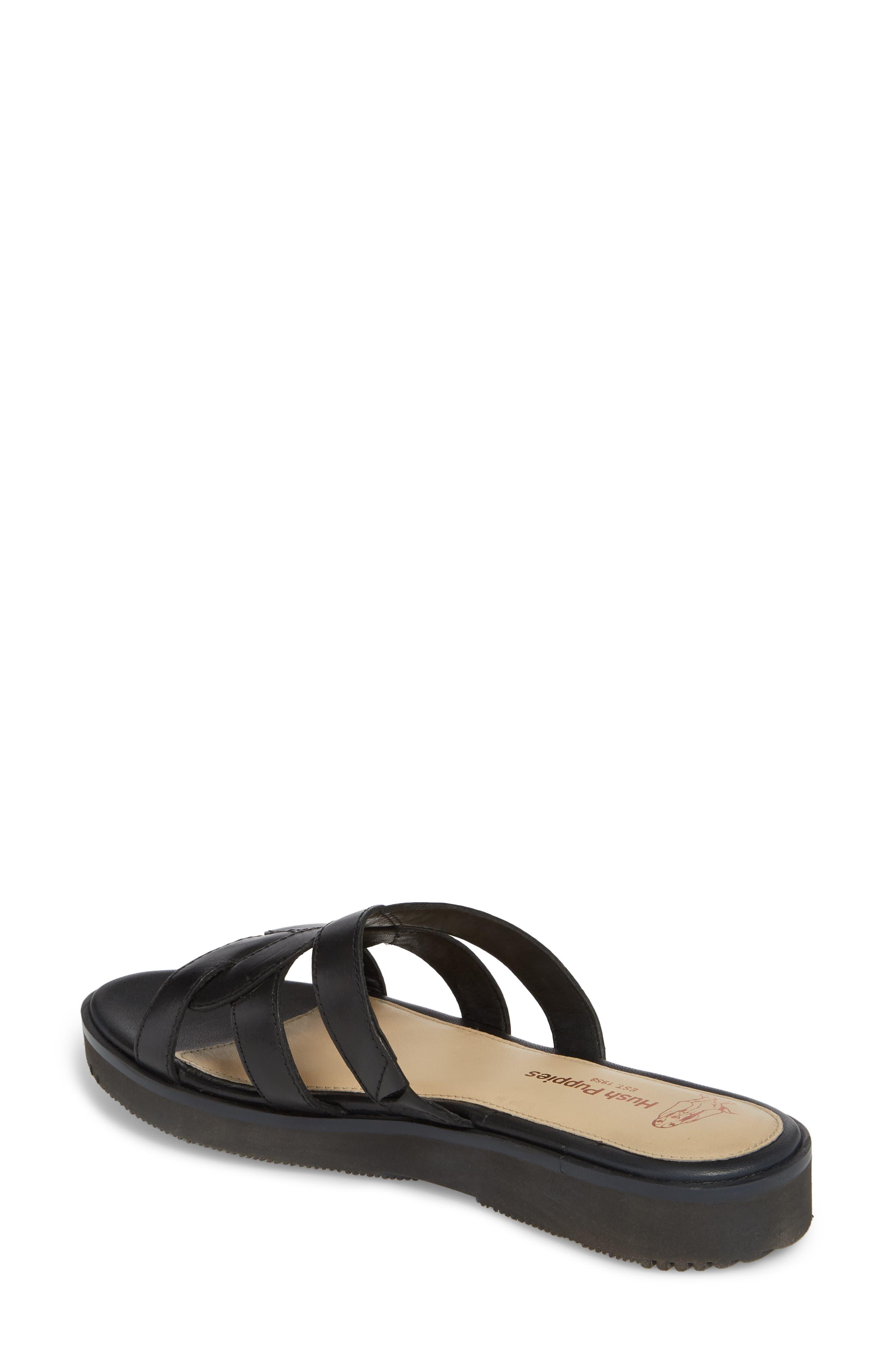 Braid Slide Sandal,                             Alternate thumbnail 2, color,                             007
