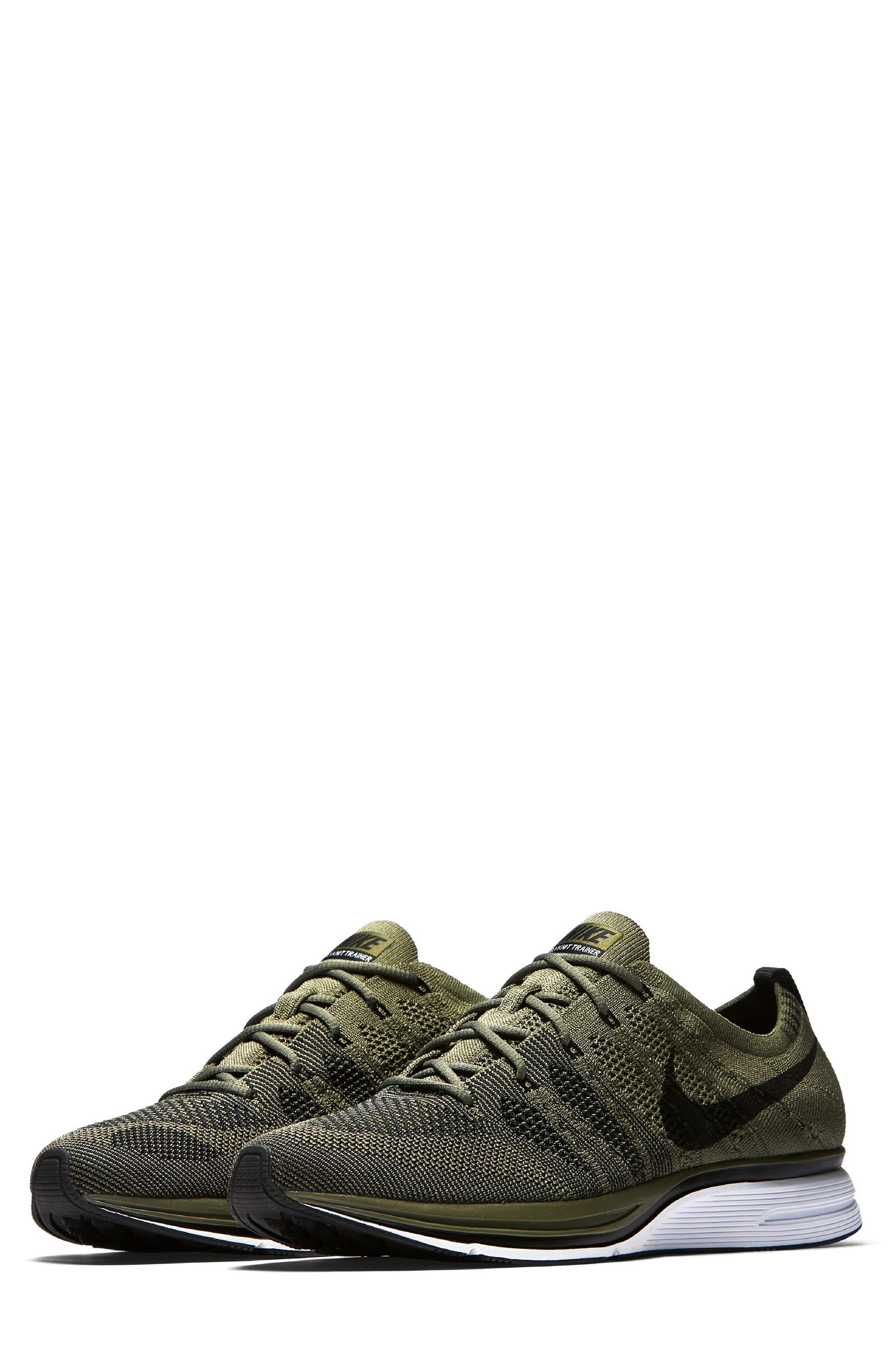 Flyknit Trainer Sneaker,                             Main thumbnail 4, color,