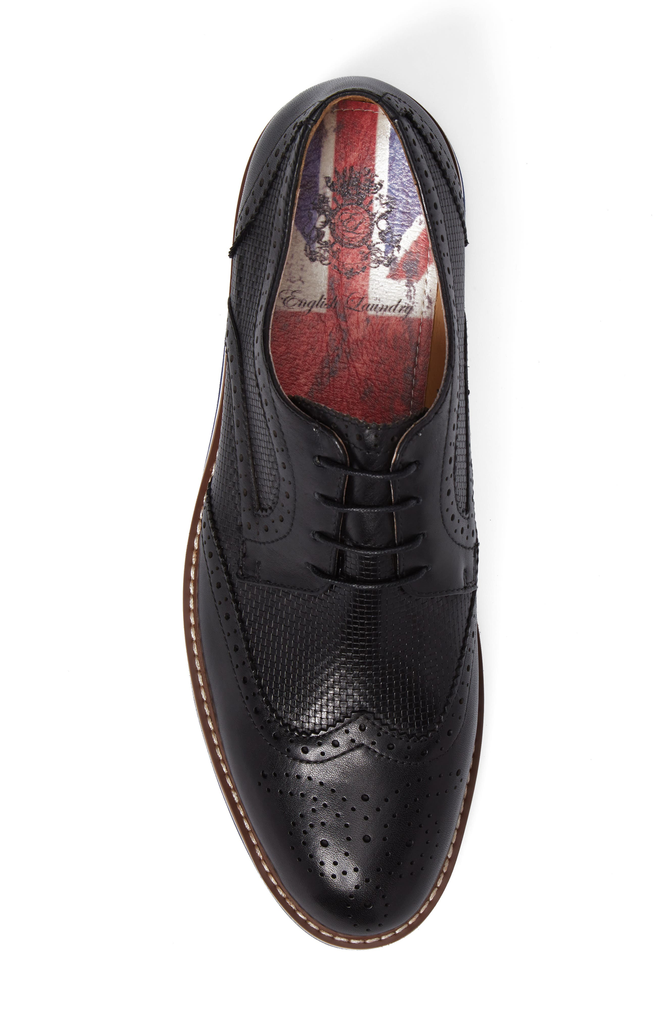 Northfields Spectator Shoe,                             Alternate thumbnail 5, color,                             001