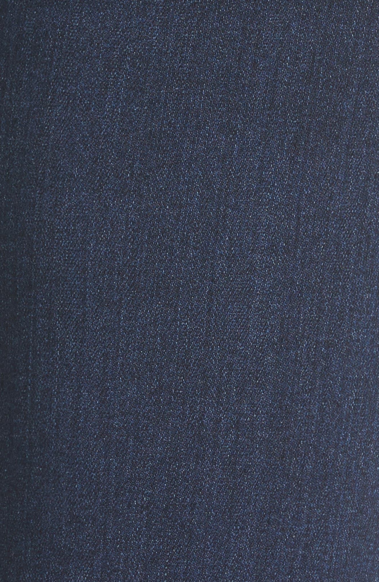 Transcend Skyline Skinny Jeans,                             Alternate thumbnail 3, color,                             400