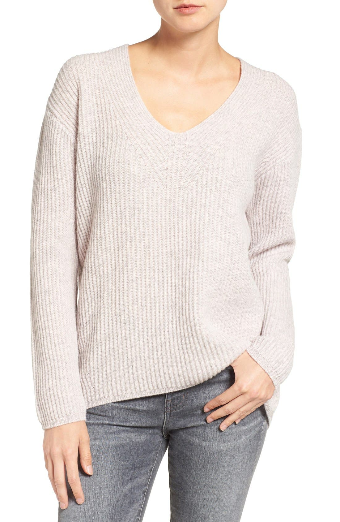 Woodside Pullover Sweater,                             Main thumbnail 6, color,