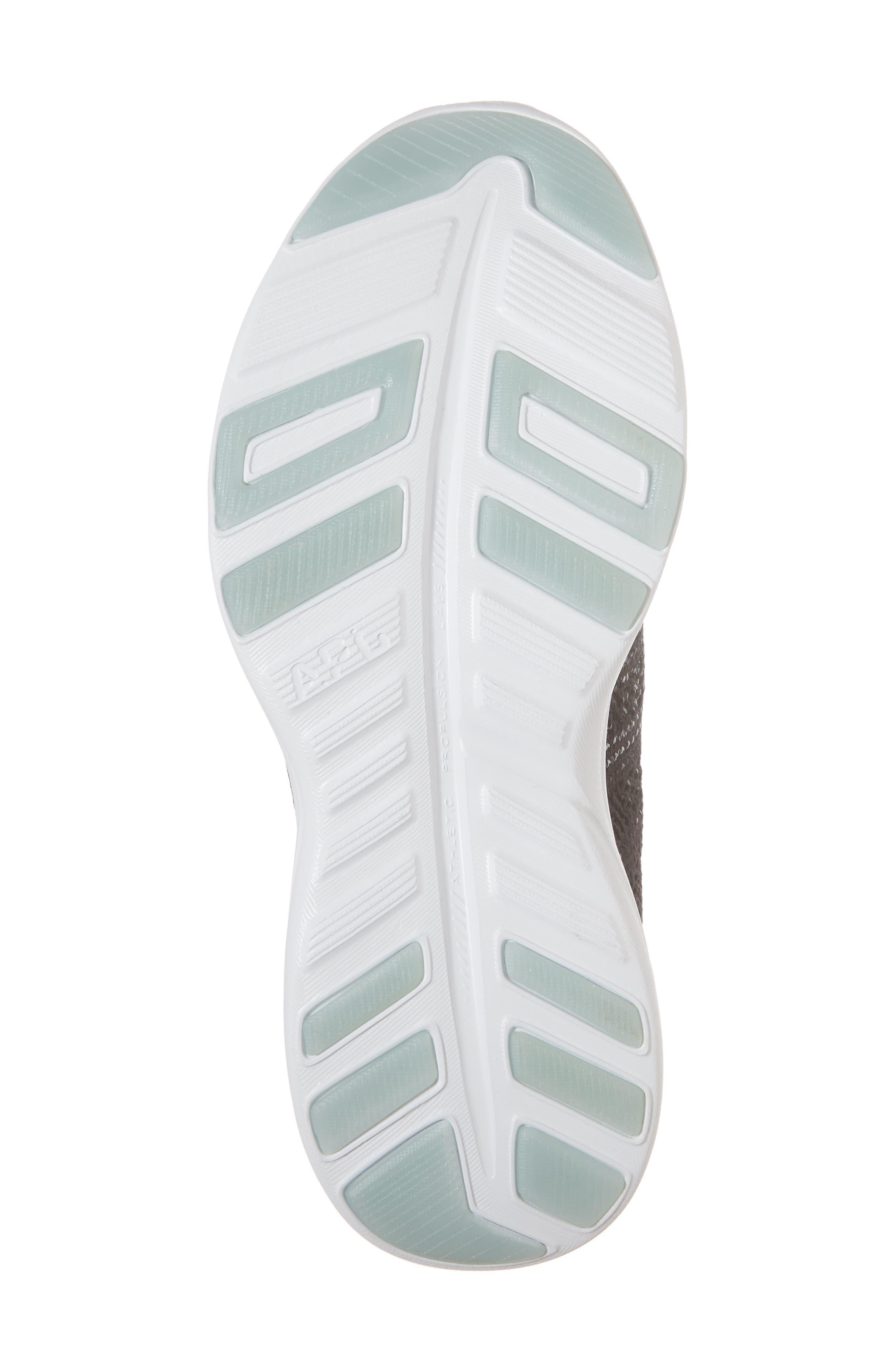 'Techloom Pro' Running Shoe,                             Alternate thumbnail 6, color,                             WHITE/ HEATHER GREY/ BLACK