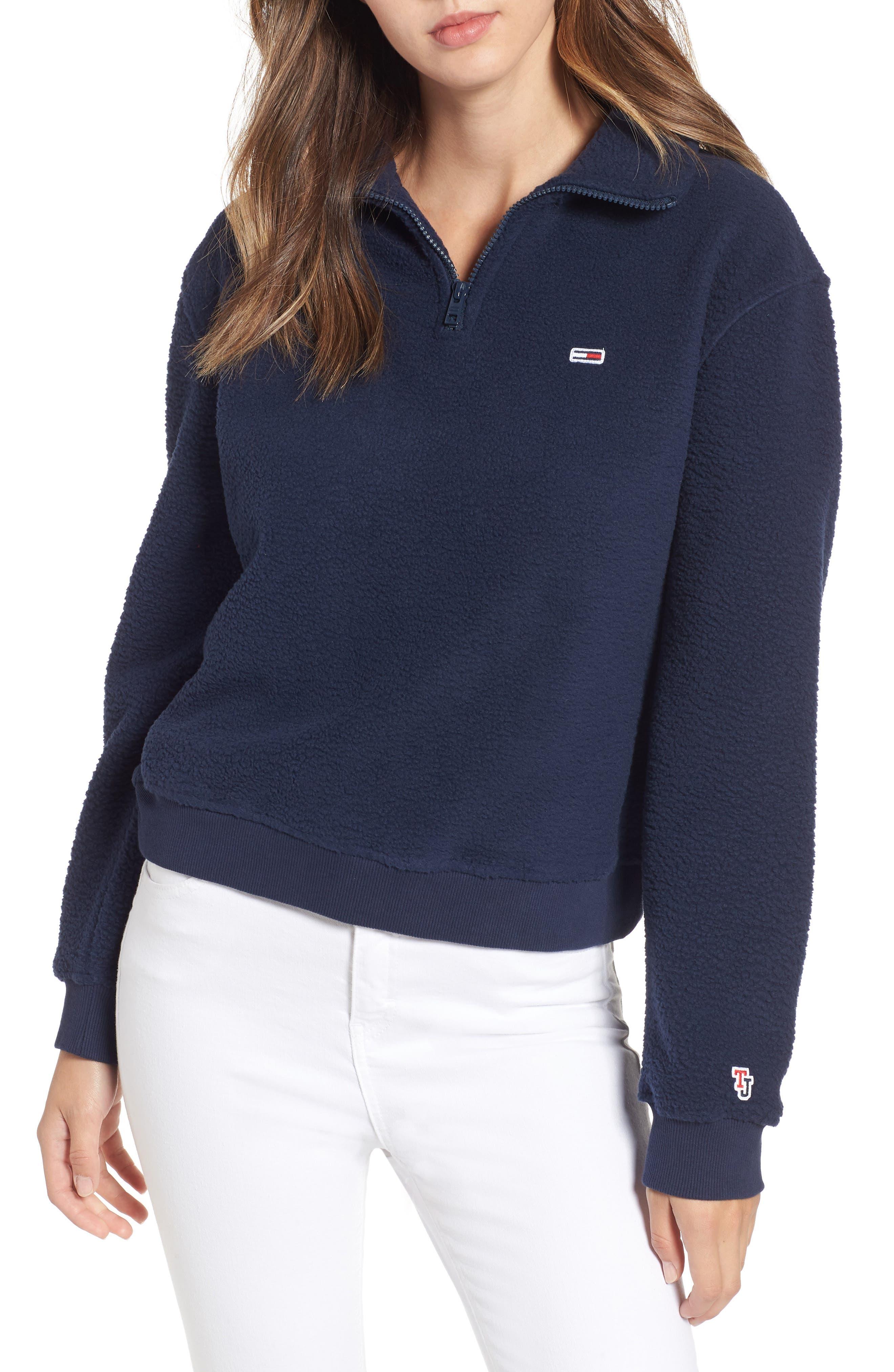 TJW Classics Polar Fleece Sweatshirt,                         Main,                         color, 002