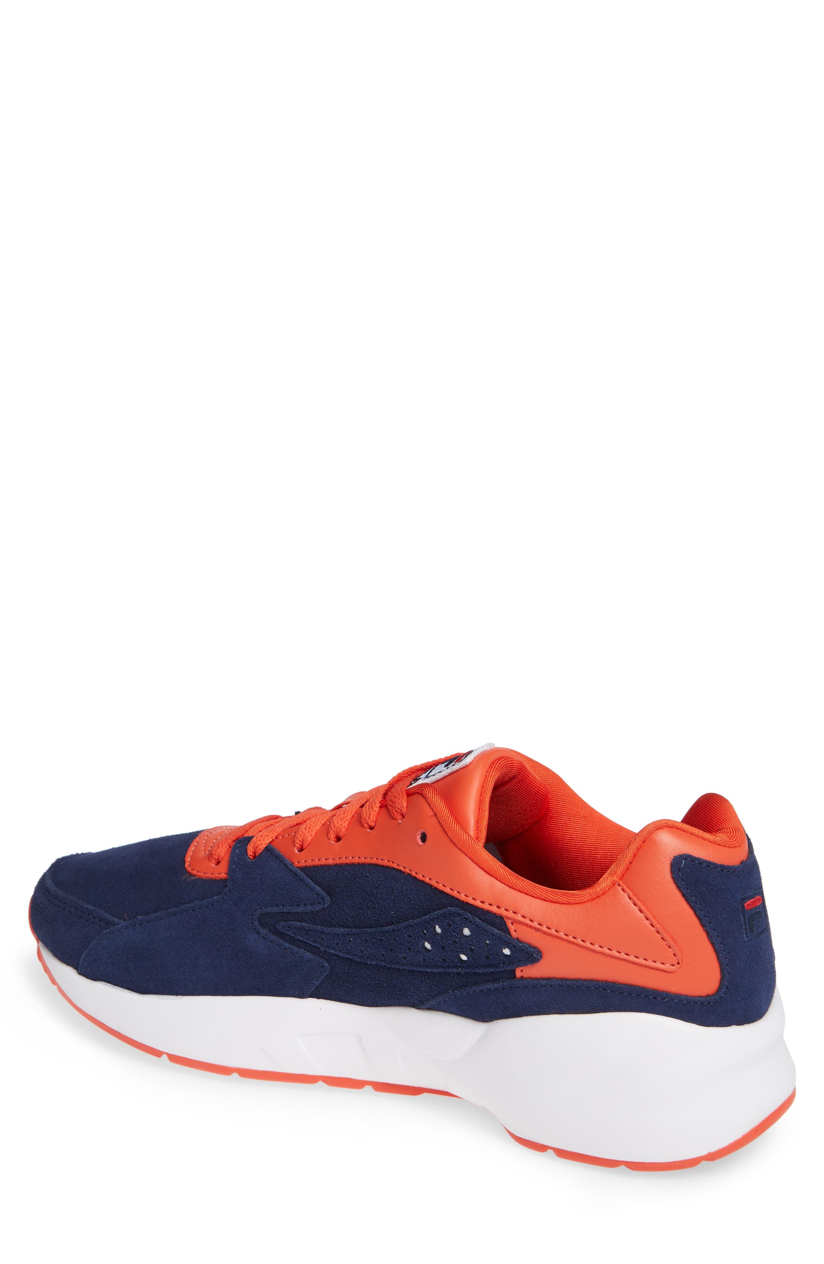 Mindblower Sneaker,                             Alternate thumbnail 2, color,                             NAVY/ WHITE/ RED