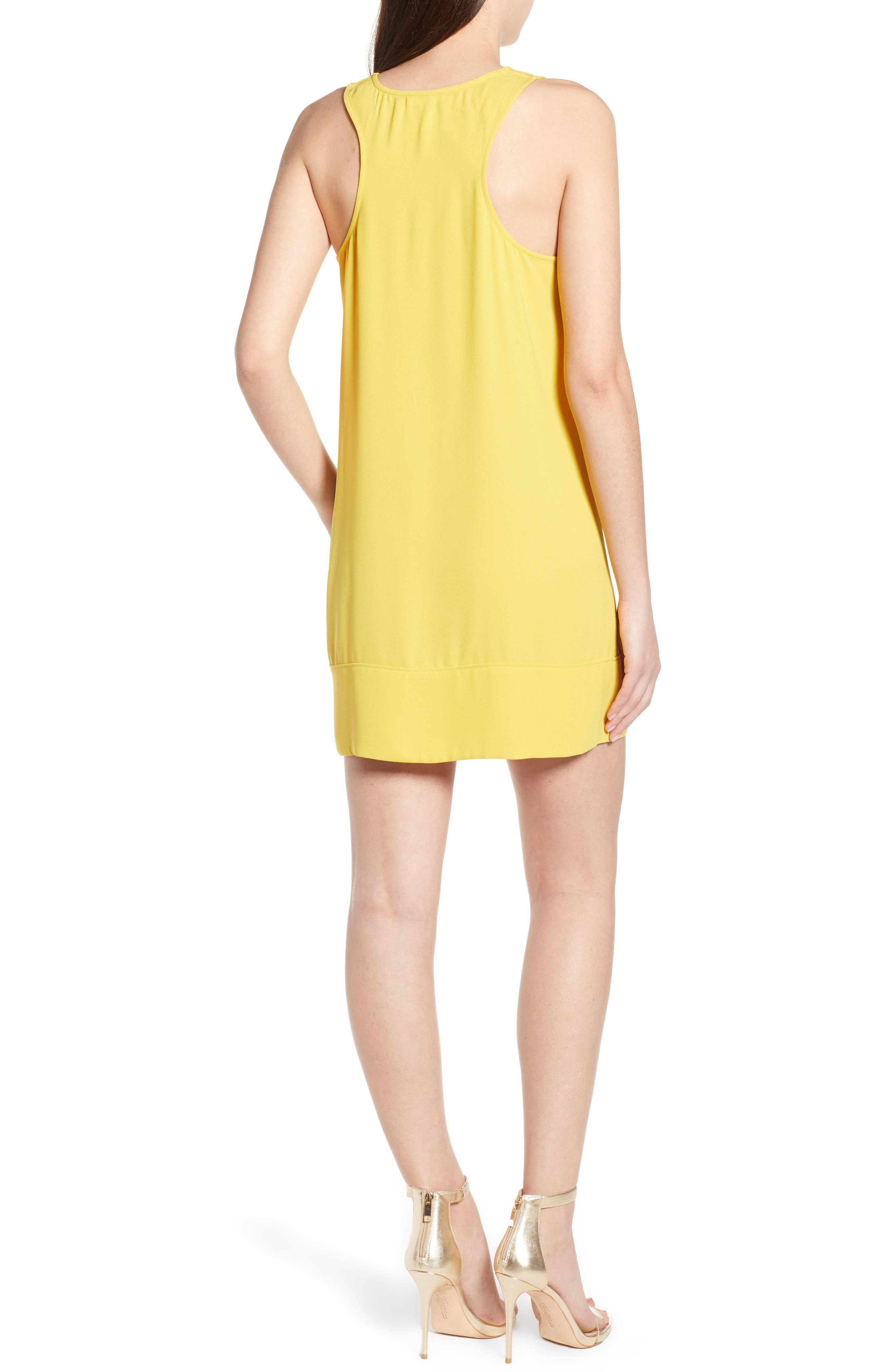 Racerback Shift Dress,                             Alternate thumbnail 63, color,