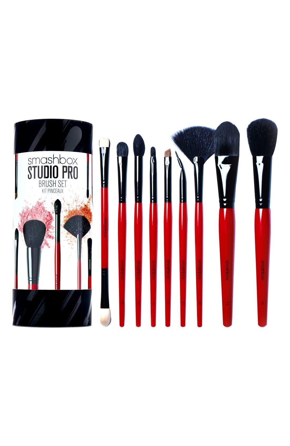 Smashbox Studio Pro Brush Set Value Nordstrom Jpg 1660x2546 Birthday Gift