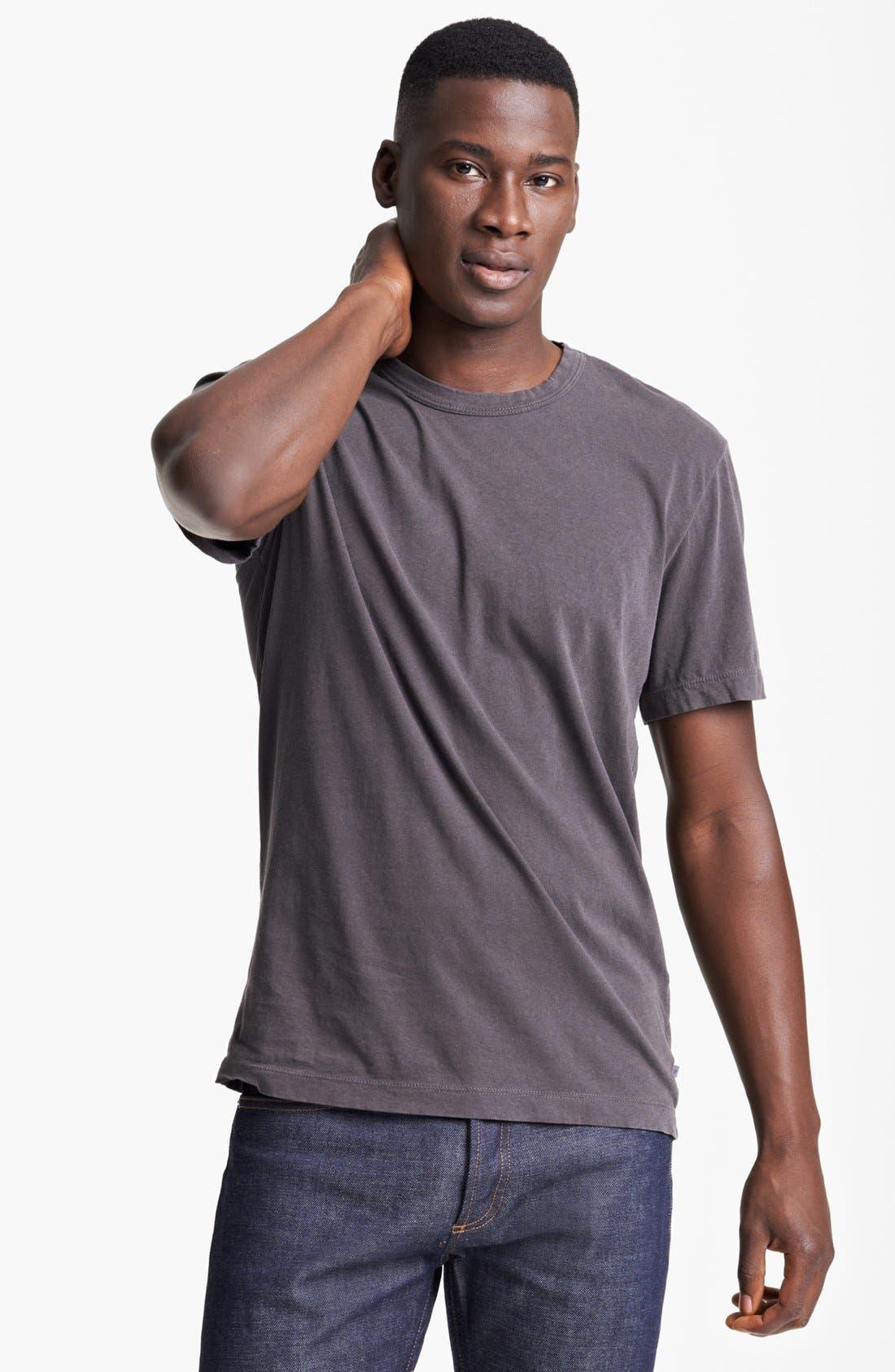 Crewneck Jersey T-Shirt,                             Main thumbnail 44, color,