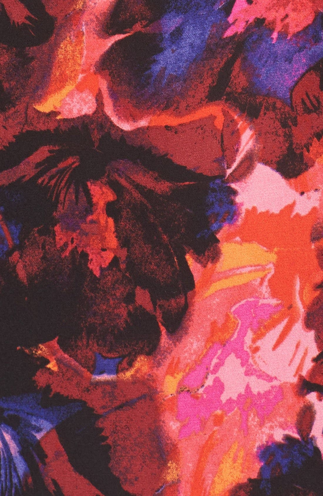 Henley Blouse,                             Alternate thumbnail 611, color,