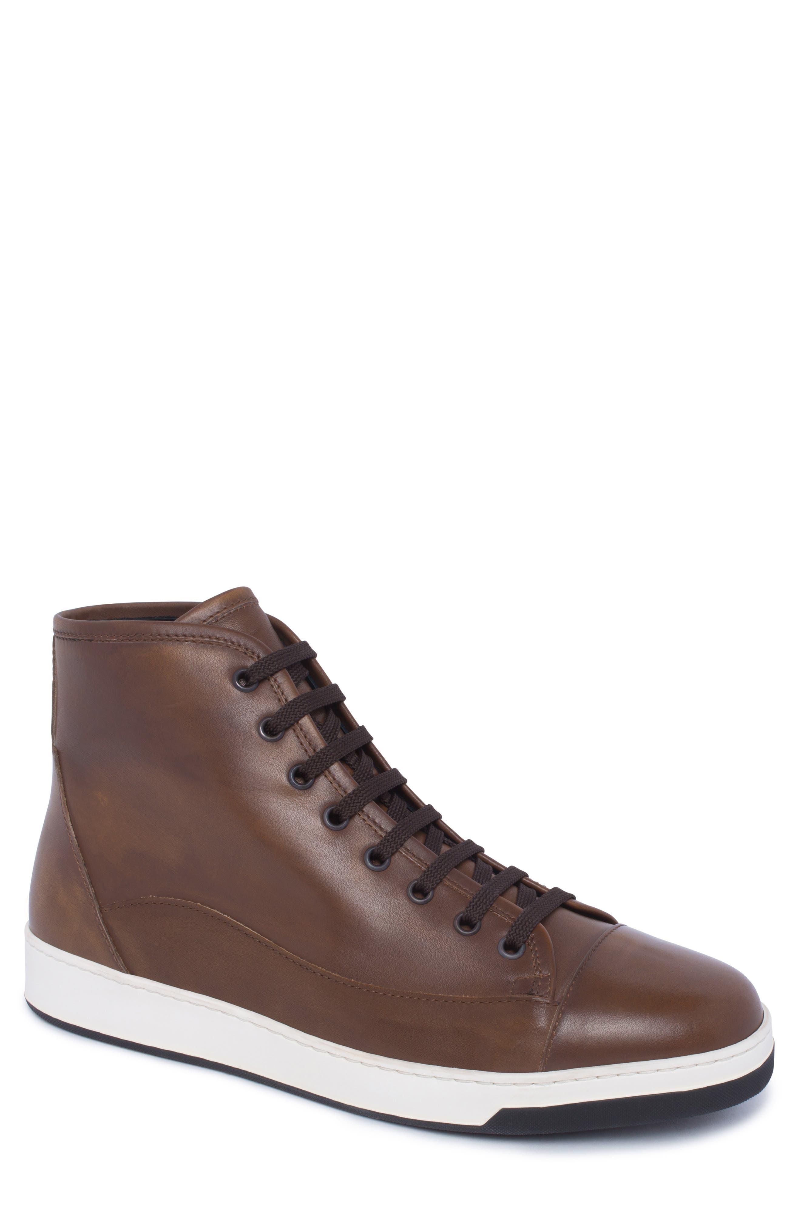 Venezia Sneaker,                         Main,                         color, BROWN