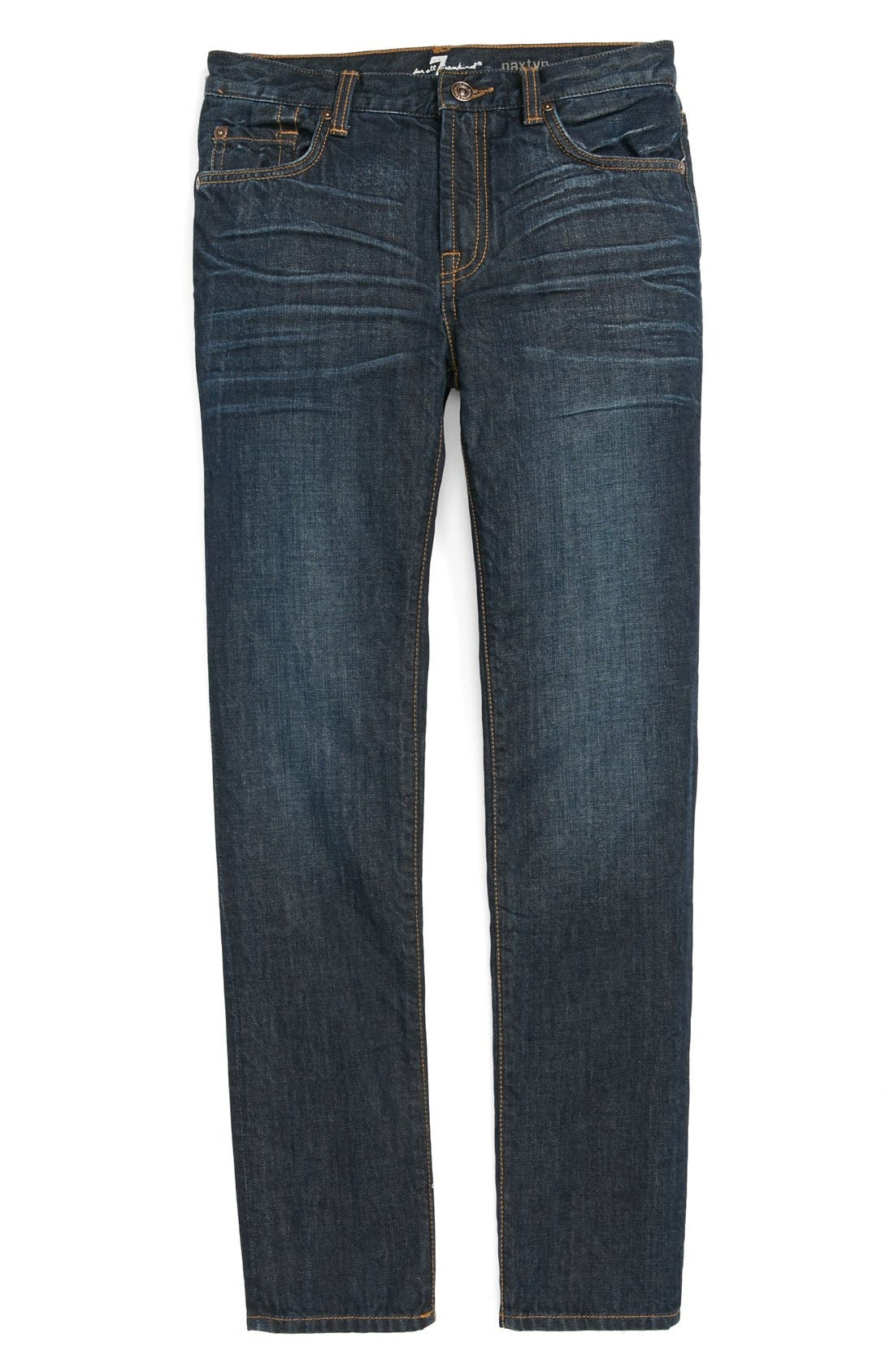 7 FOR ALL MANKIND<SUP>®</SUP>,                             'Paxtyn' Skinny Jeans,                             Alternate thumbnail 2, color,                             425