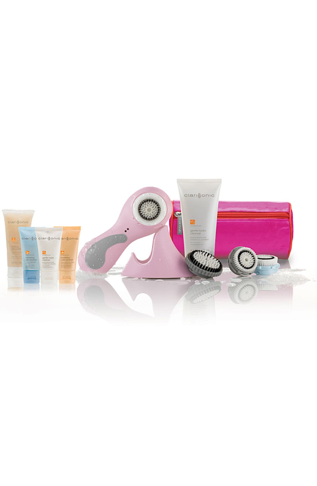 'PLUS - Pink' Cleansing System,                             Main thumbnail 1, color,                             000