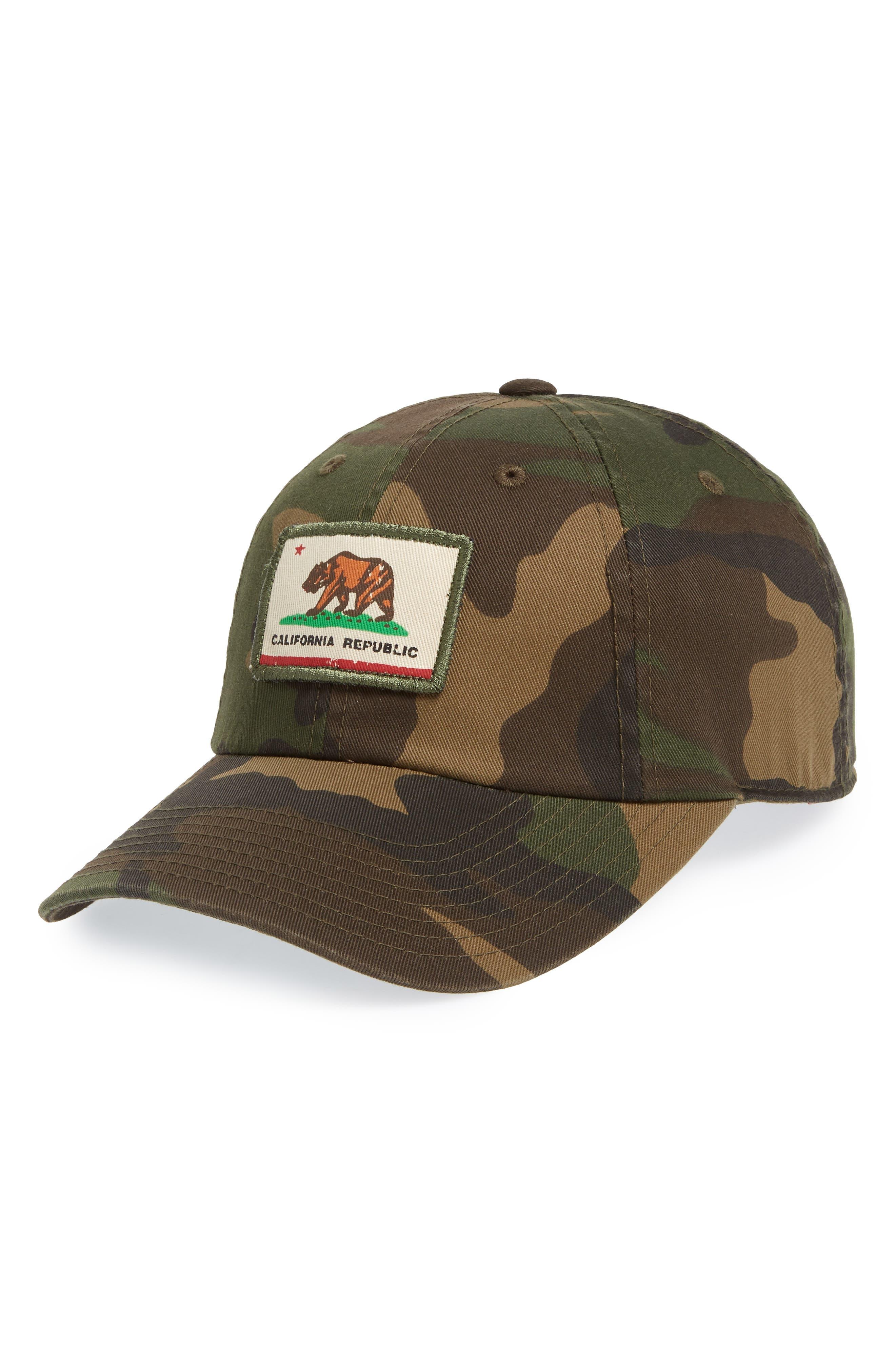 Badger Slouch - California Ball Cap,                         Main,                         color,