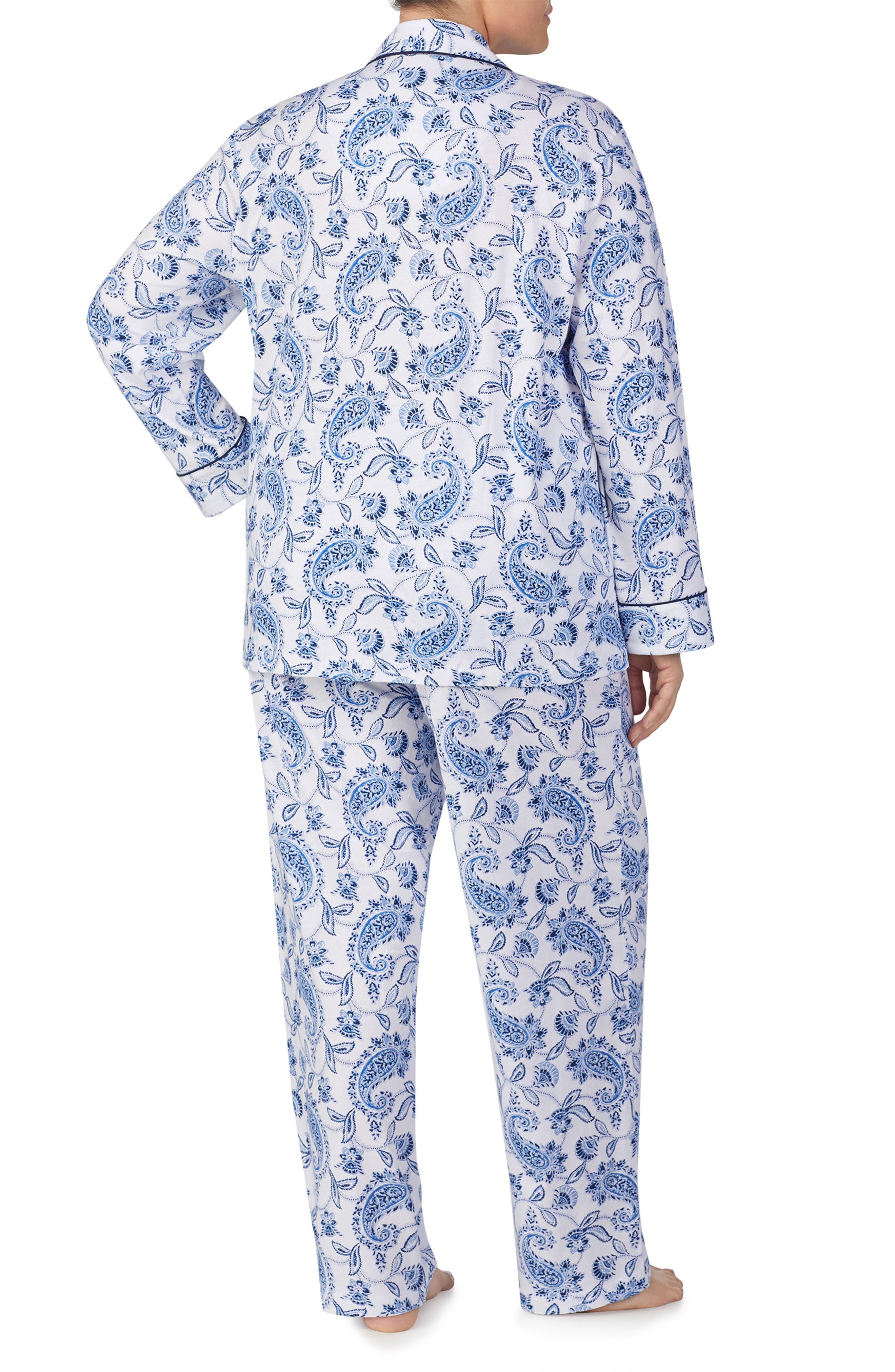 Paisley Pajamas,                             Alternate thumbnail 2, color,                             401