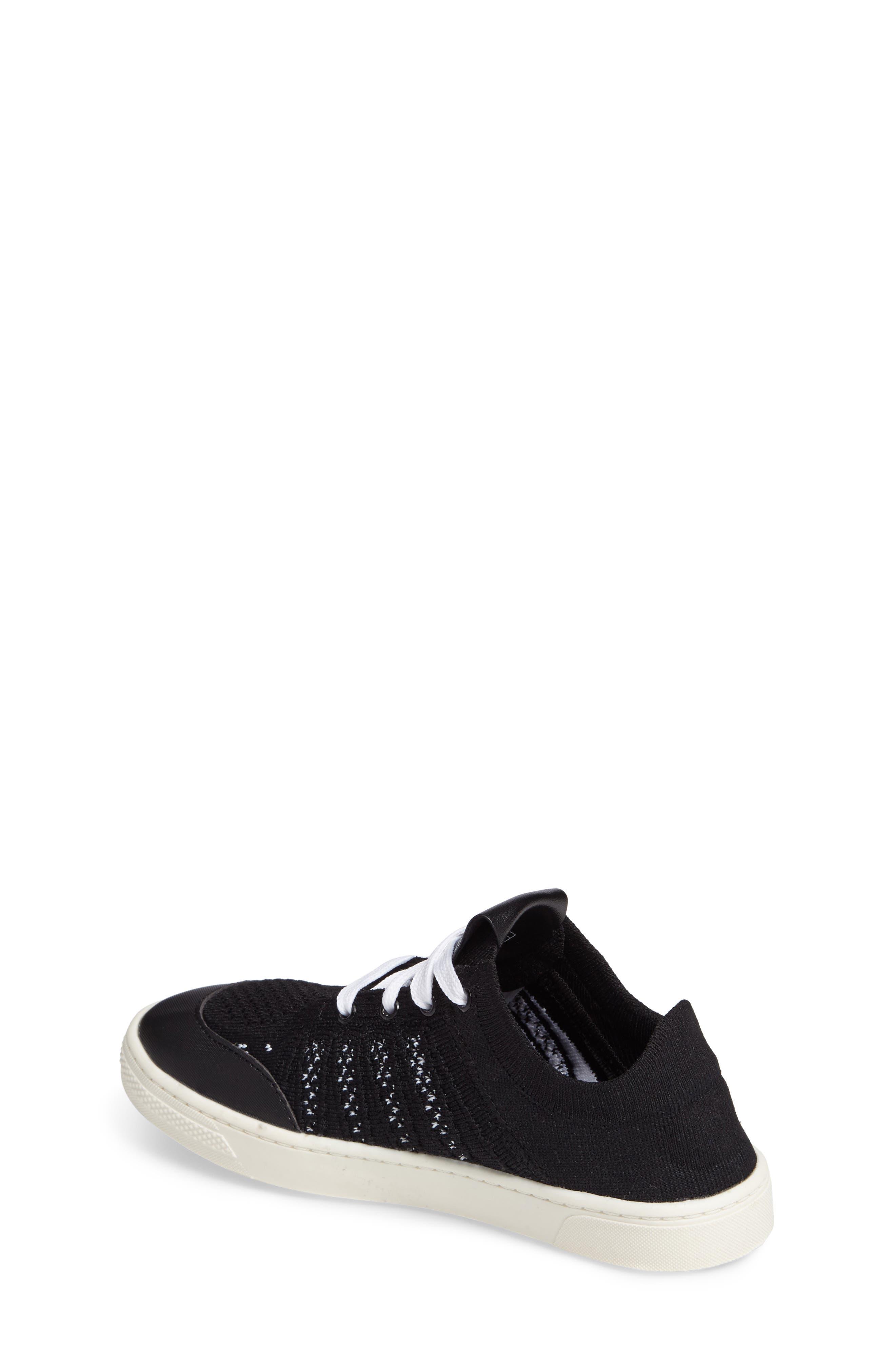 Kick Insight Woven Sneaker,                             Alternate thumbnail 2, color,                             001