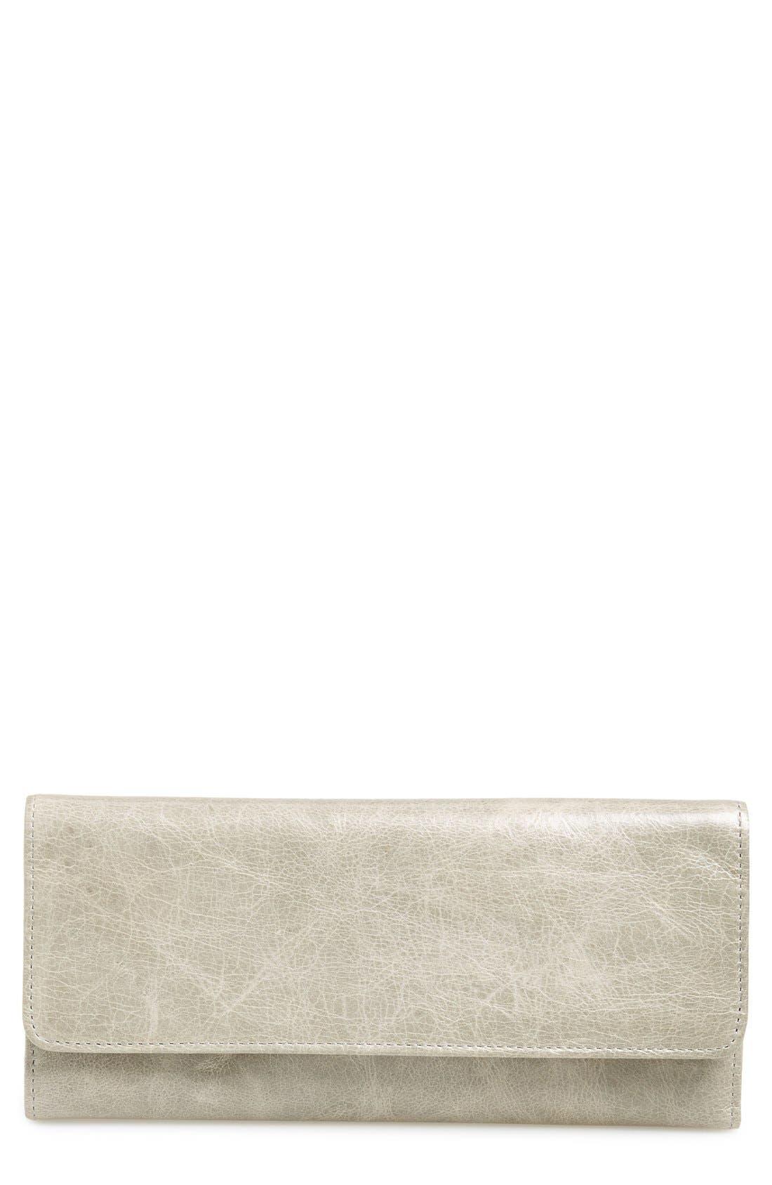 'Sadie' Leather Wallet,                             Main thumbnail 15, color,