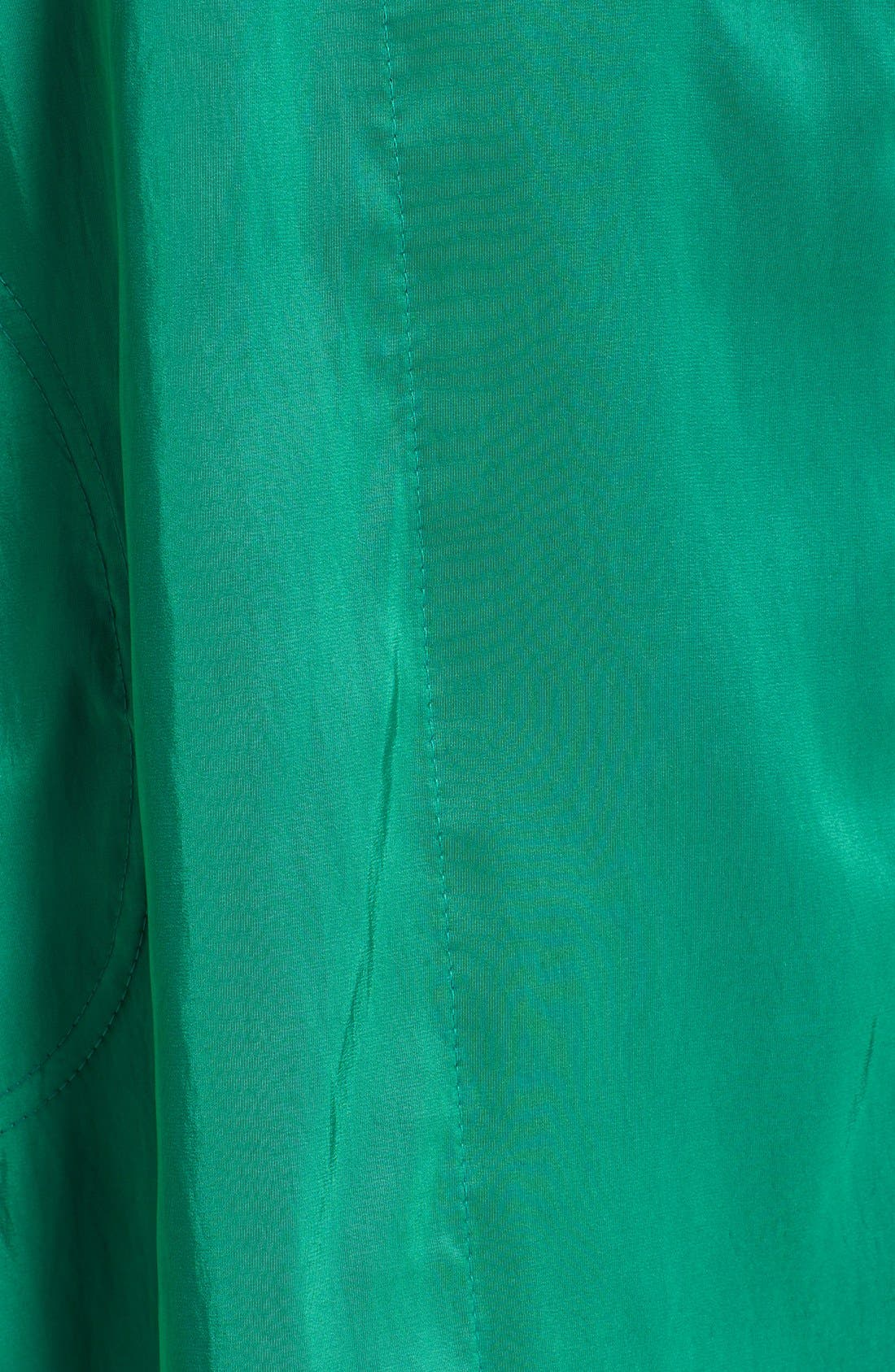 'Mini Donatella' Reversible Pleat Hood Packable Travel Coat,                             Alternate thumbnail 21, color,