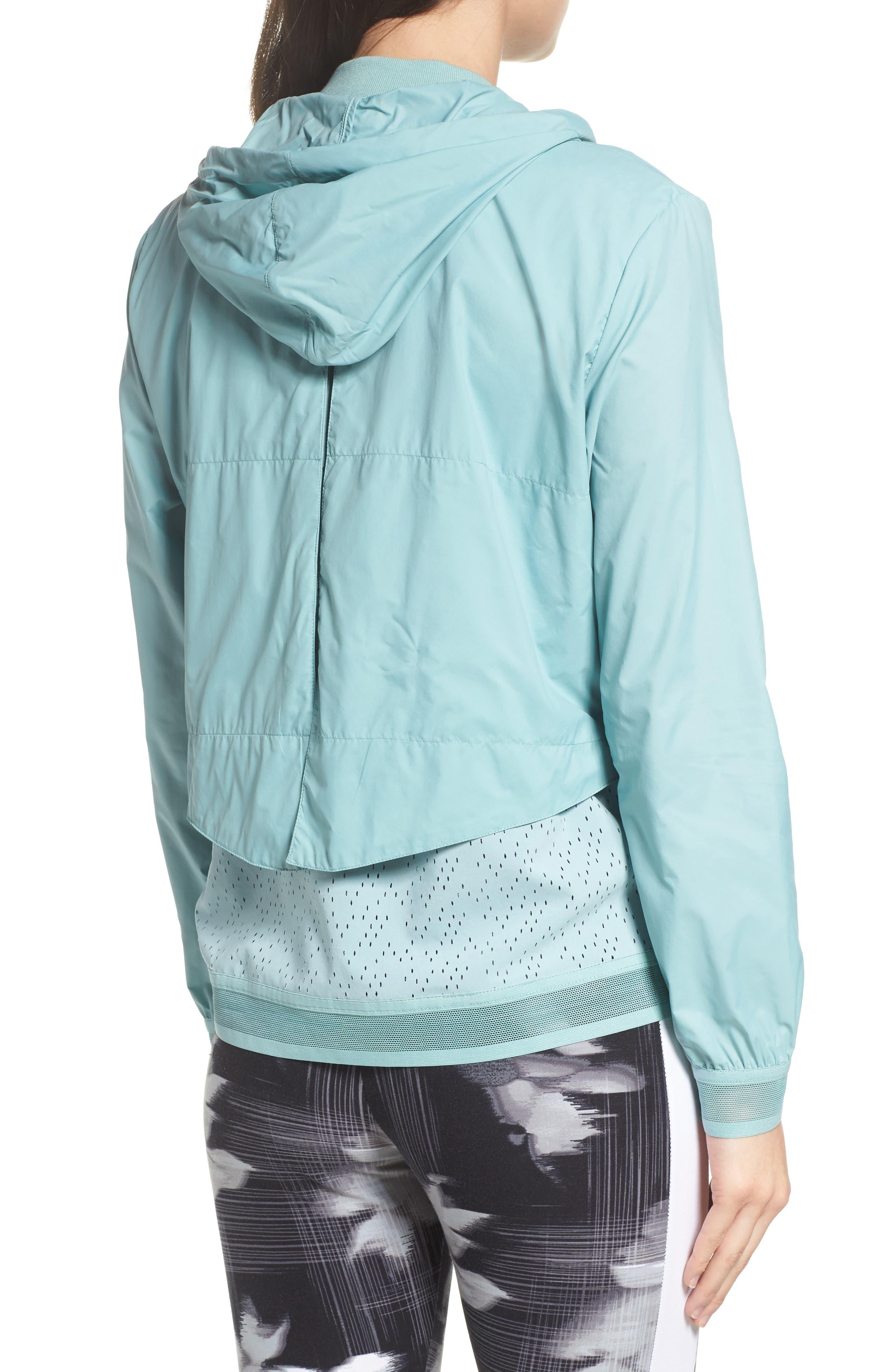 Evo Foldable Windrunner Jacket,                             Alternate thumbnail 4, color,