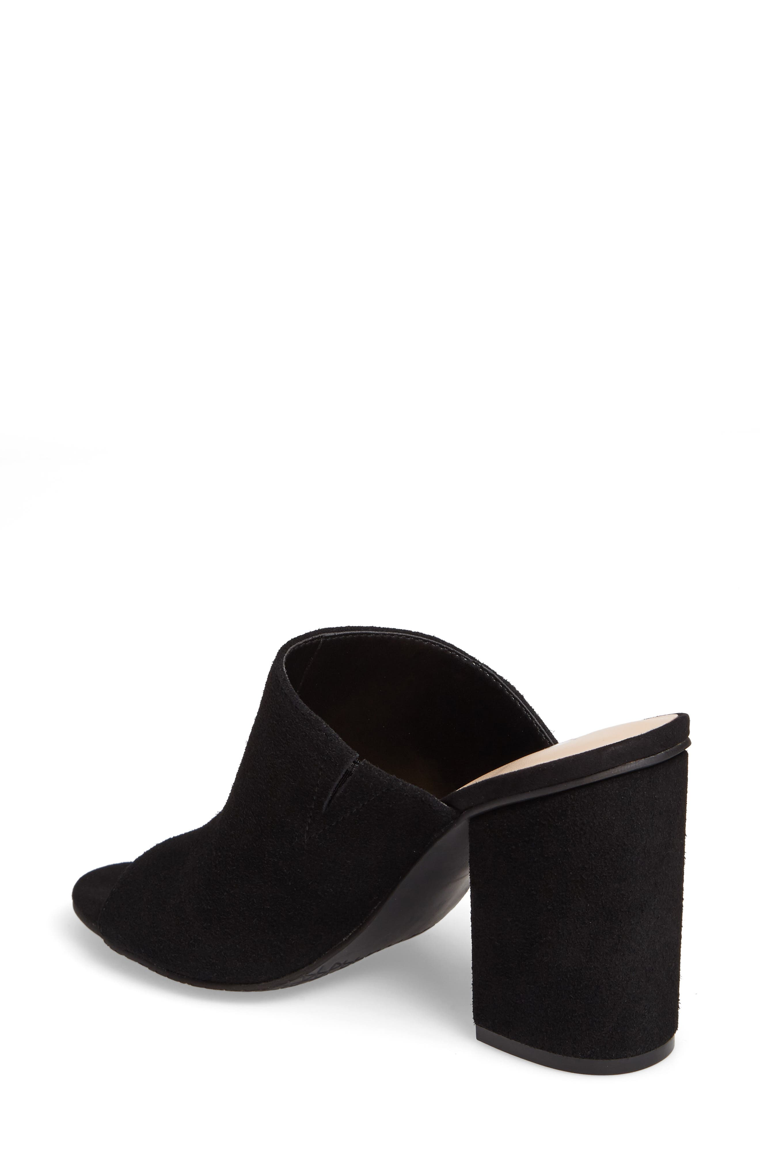 Tale Block Heel Sandal,                             Alternate thumbnail 2, color,                             001