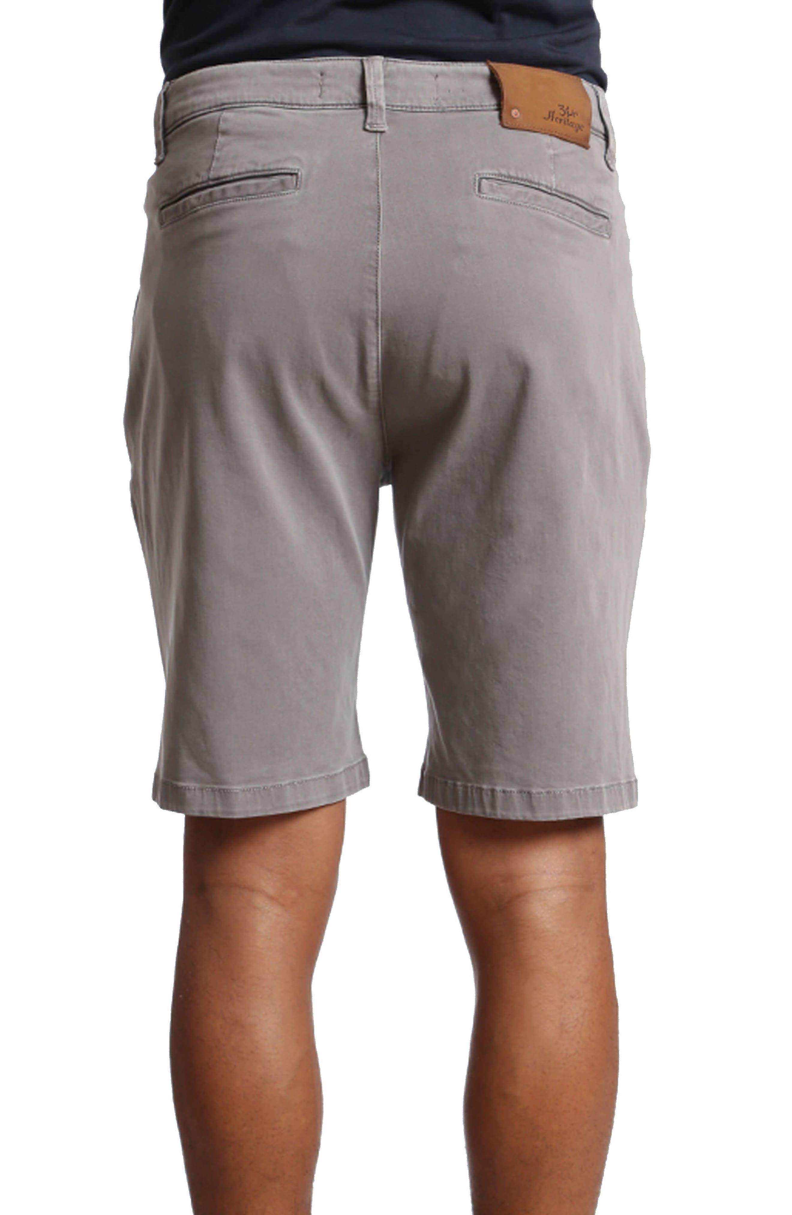 Nevada Twill Shorts,                             Alternate thumbnail 2, color,                             SHARK TWILL