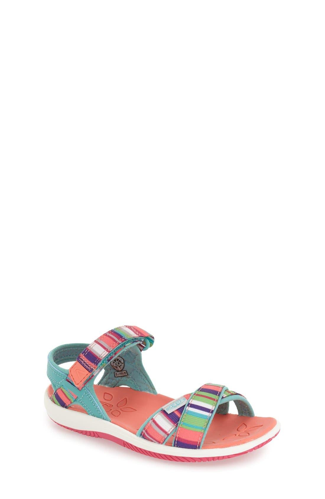 'Phoebe' Sandal,                             Main thumbnail 1, color,                             400