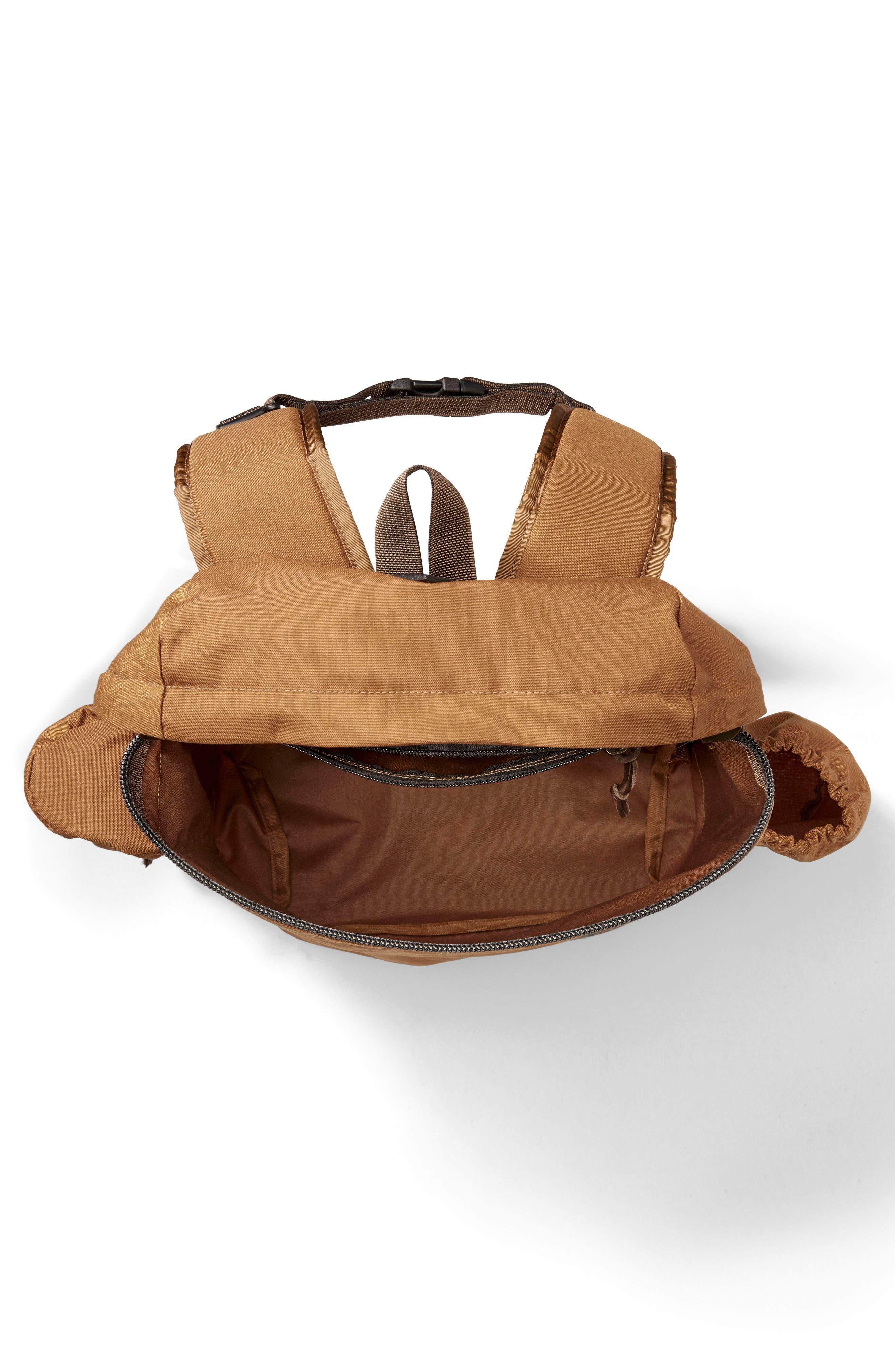 Field Backpack,                             Alternate thumbnail 3, color,                             WHISKEY