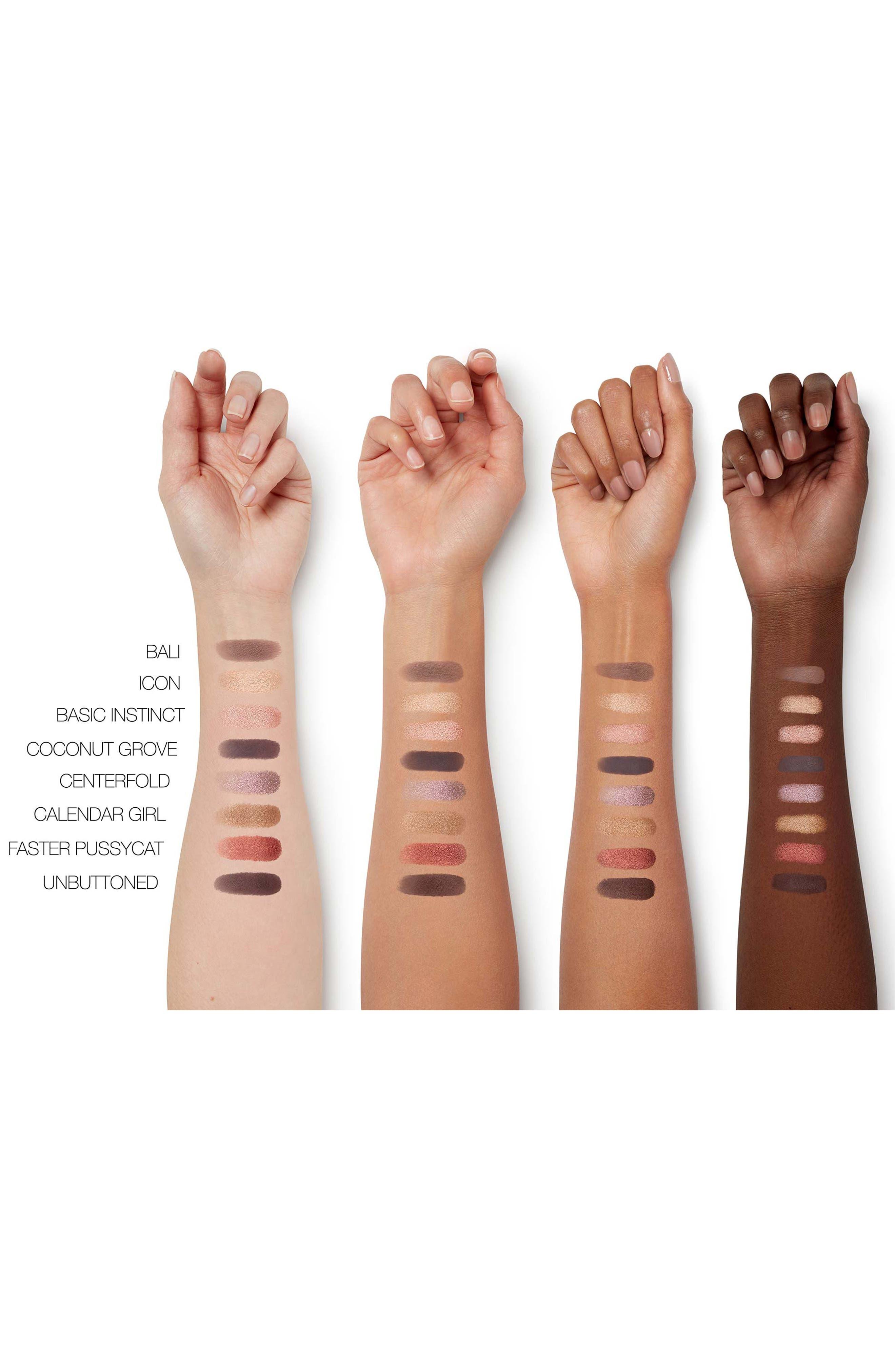 Skin Deep Eyeshadow Palette,                             Alternate thumbnail 5, color,                             NO COLOR
