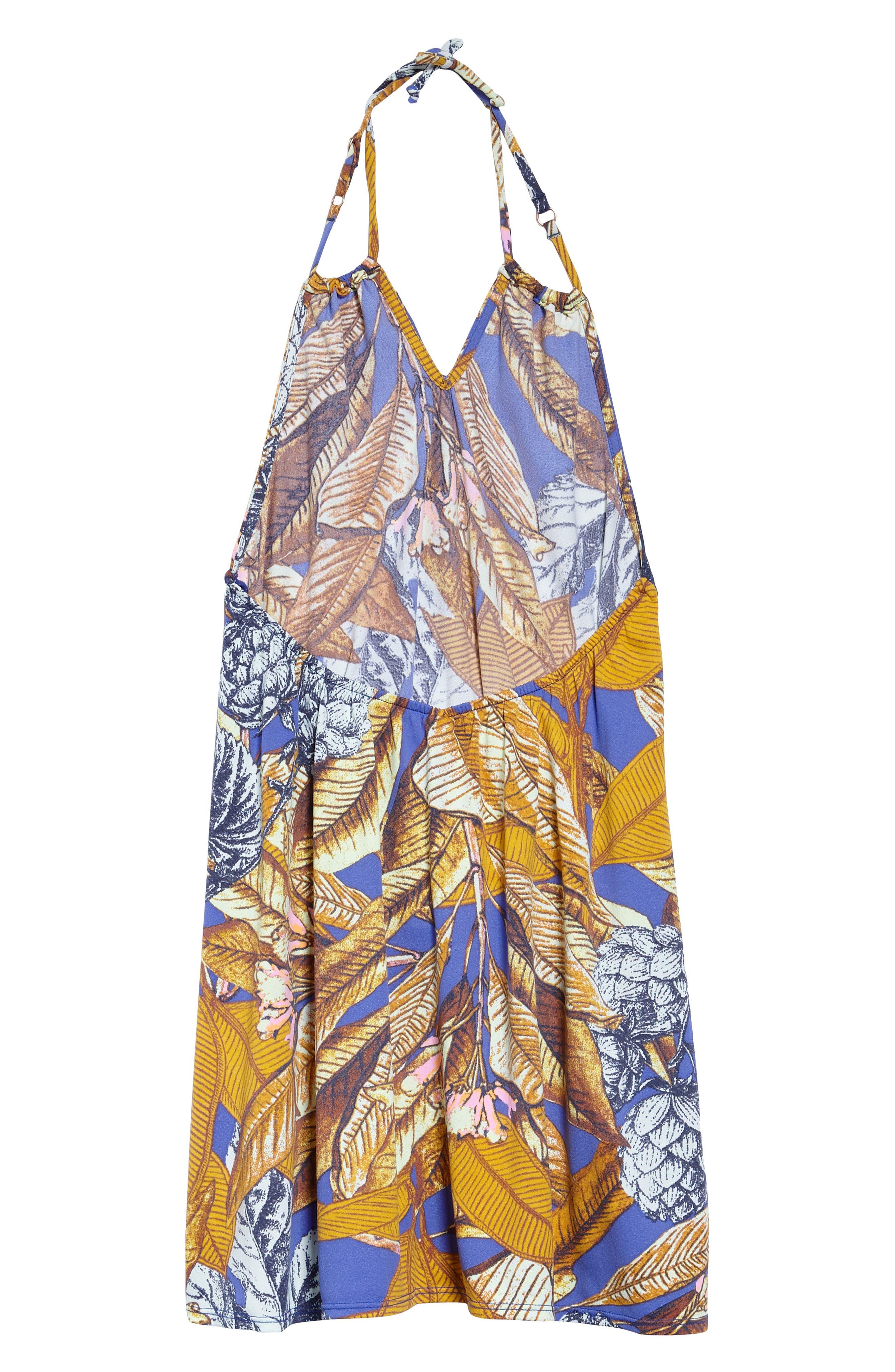 Ocean Call Cover-Up Dress,                             Alternate thumbnail 2, color,                             400
