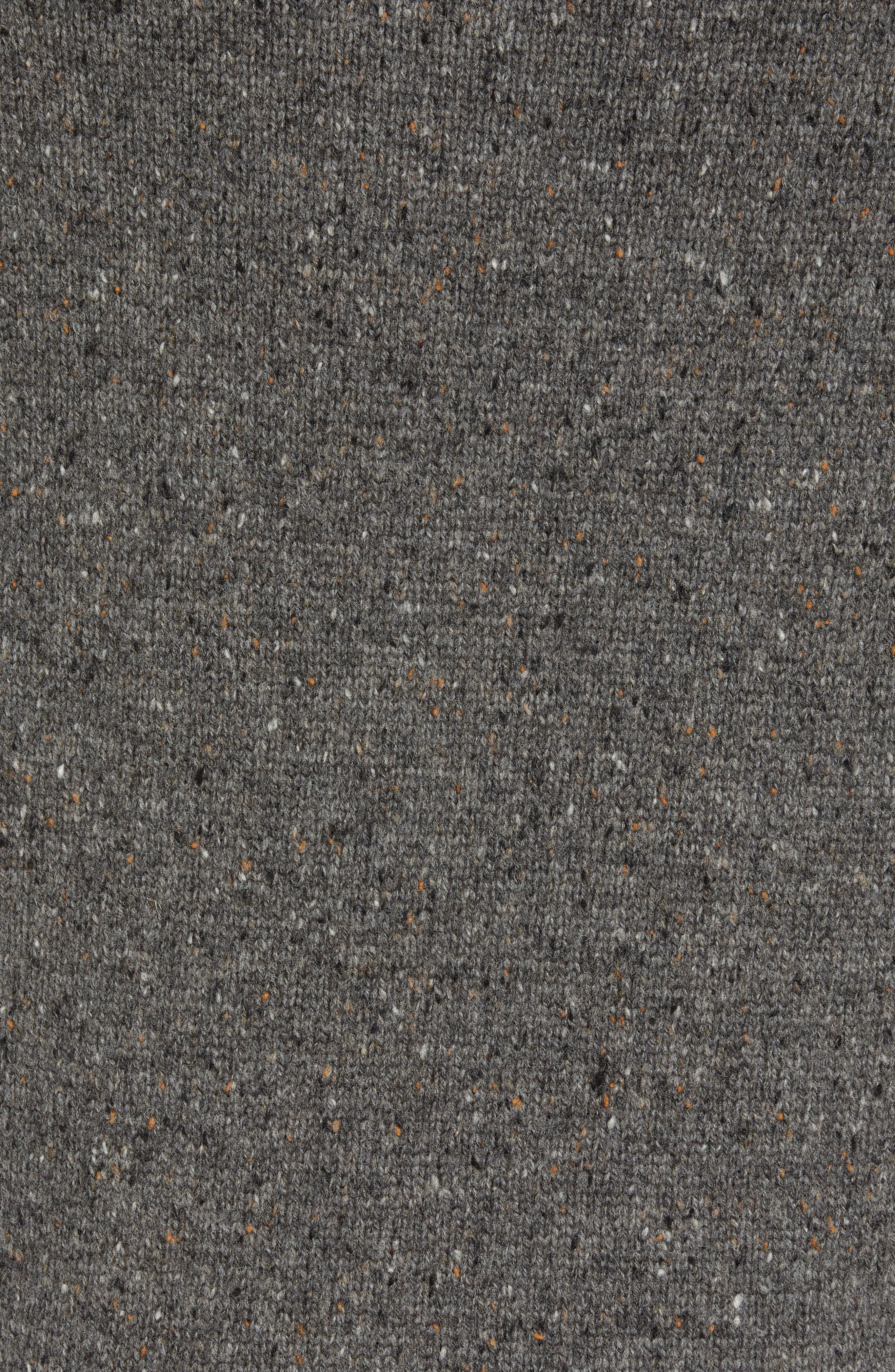 Jaxon Trim Fit Wool Sweater,                             Alternate thumbnail 5, color,                             GREY MULTI