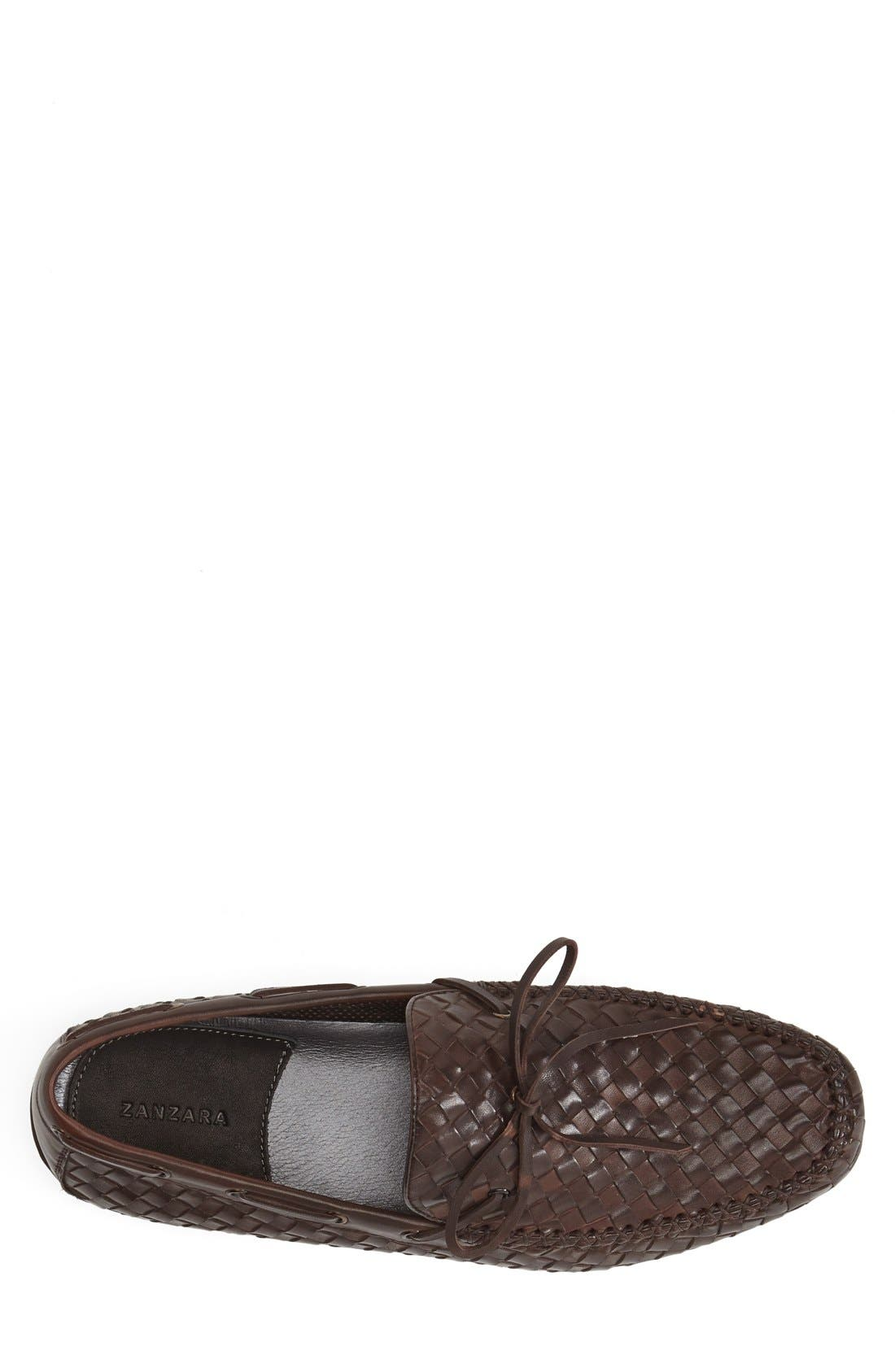Leather Loafer,                             Alternate thumbnail 30, color,