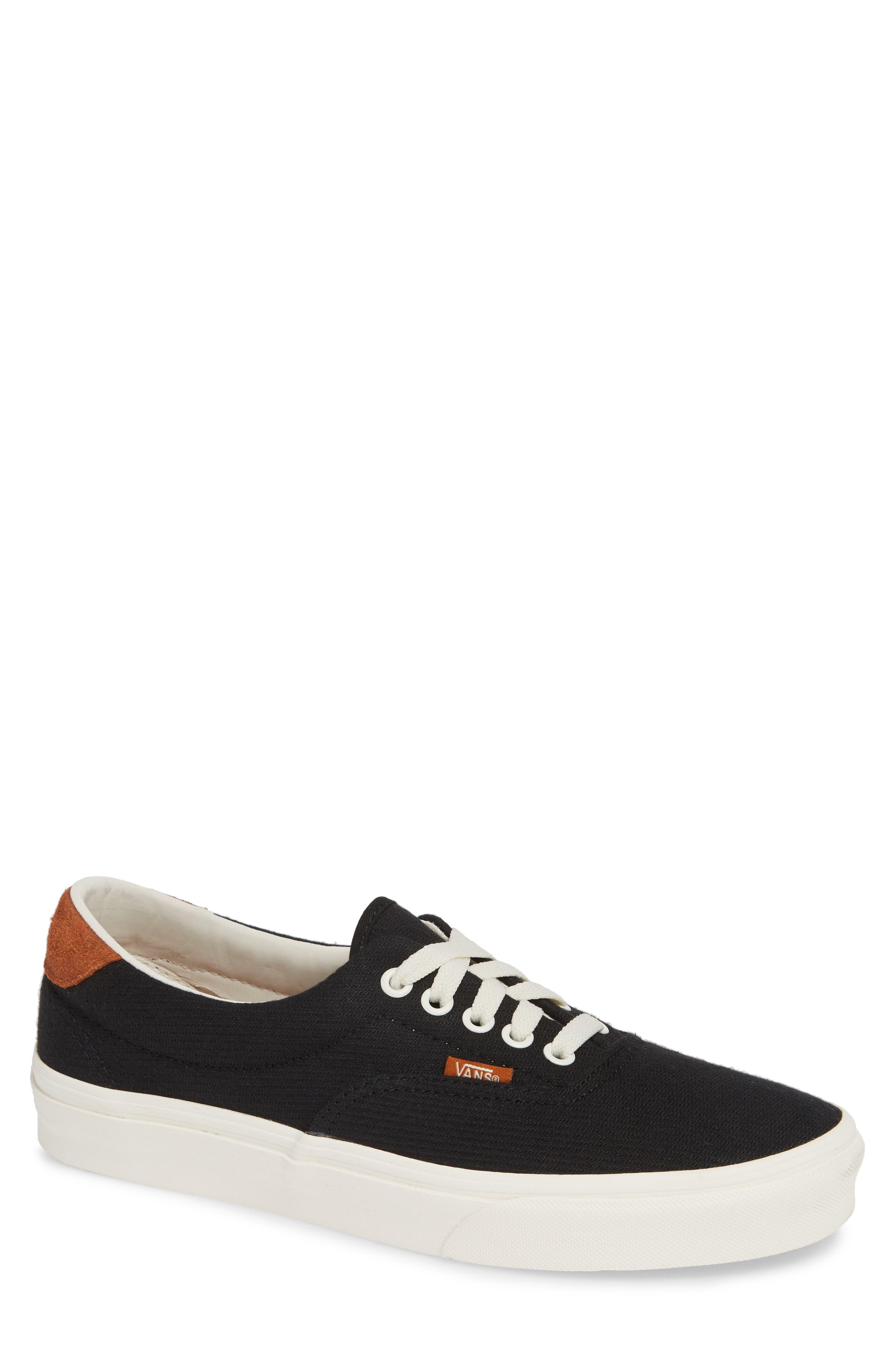 Flannel Era Sneaker,                         Main,                         color, BLACK FLANNEL FLANNEL
