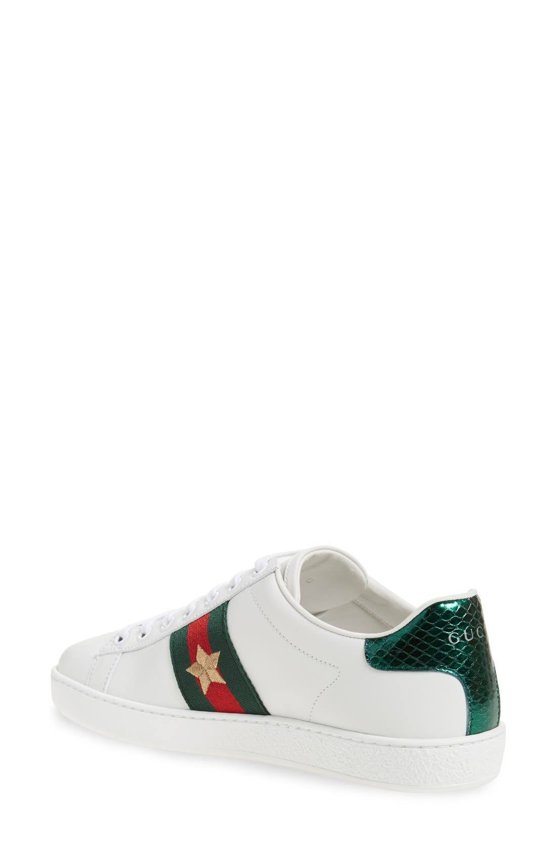 'New Ace' Low Top Sneaker,                             Alternate thumbnail 24, color,