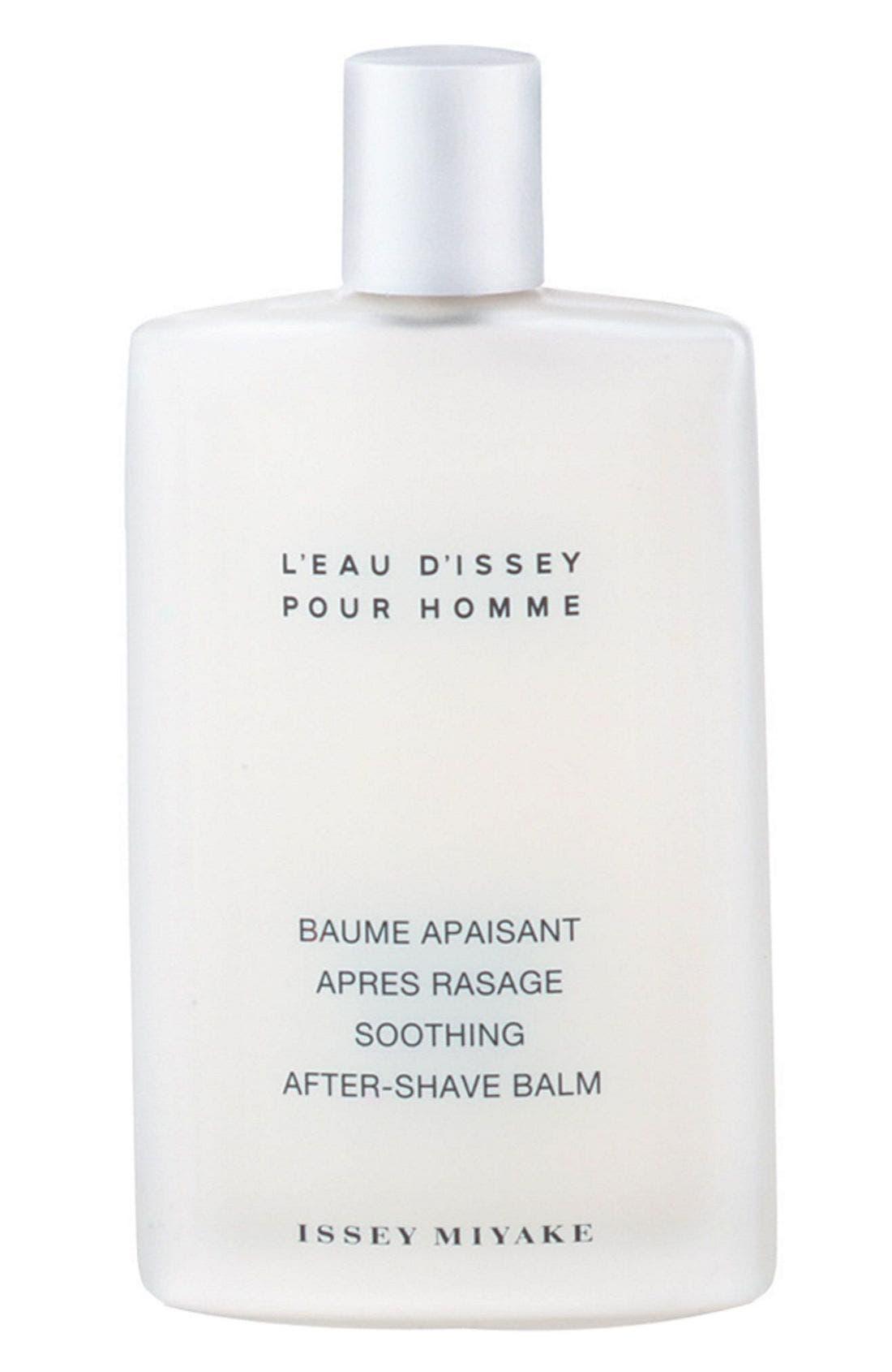 'L'Eau d'Issey pour Homme' Soothing After-Shave Balm,                             Main thumbnail 1, color,                             NO COLOR