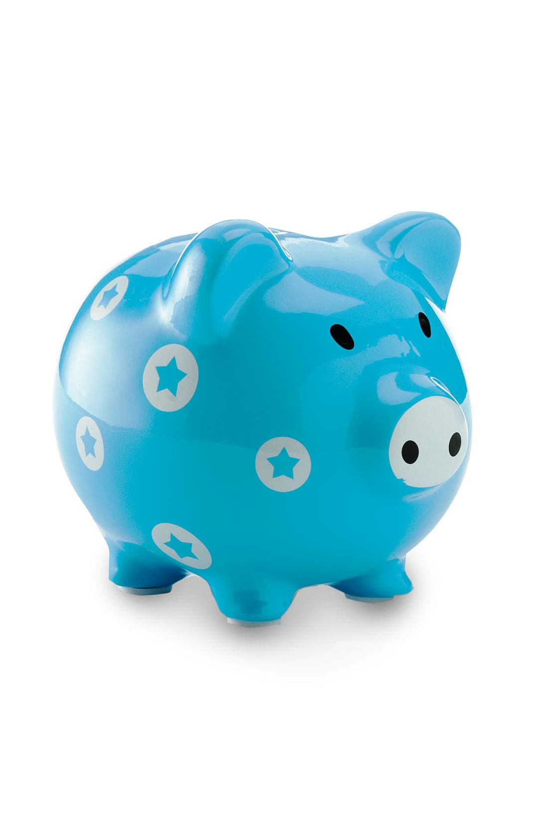 Piggy Bank with Crown, Main, color, 400