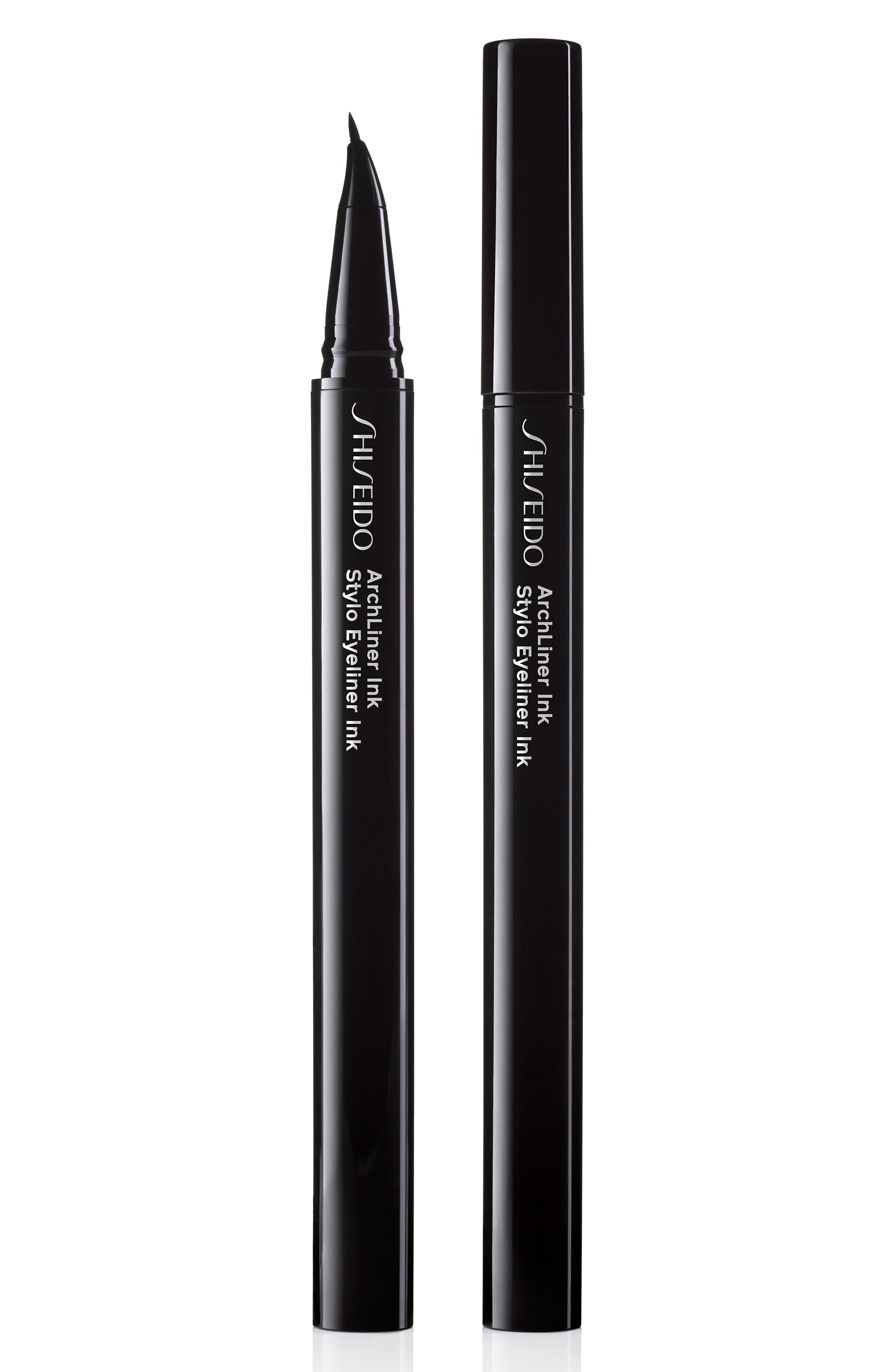 Archliner Ink Eyeliner,                             Main thumbnail 1, color,                             SHIBUI BLACK