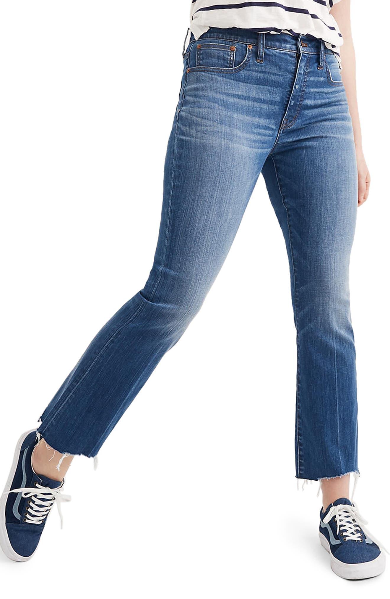 Cali Demi Boot Jeans,                             Main thumbnail 1, color,                             400