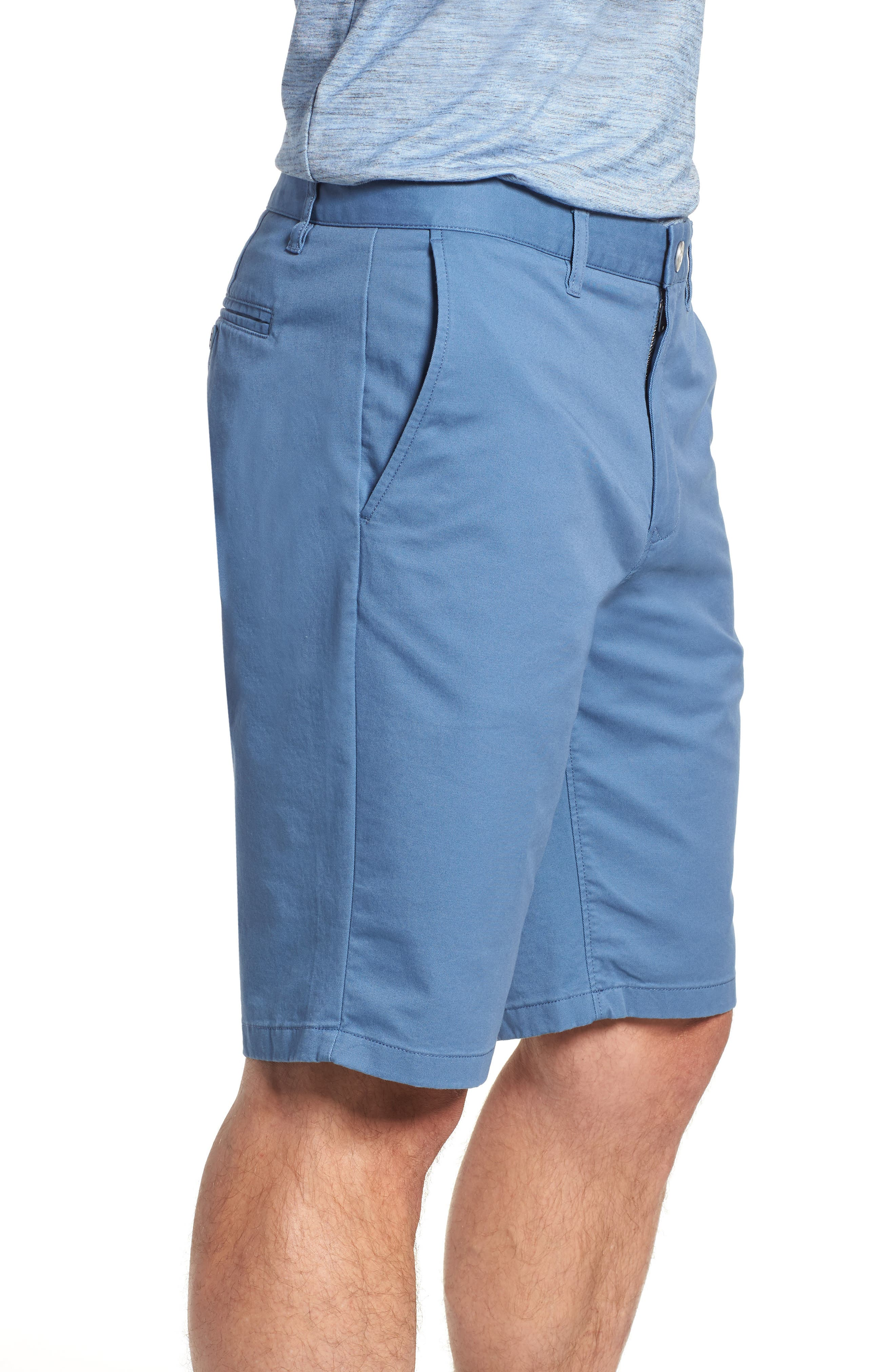 Stretch Washed Chino 11-Inch Shorts,                             Alternate thumbnail 51, color,