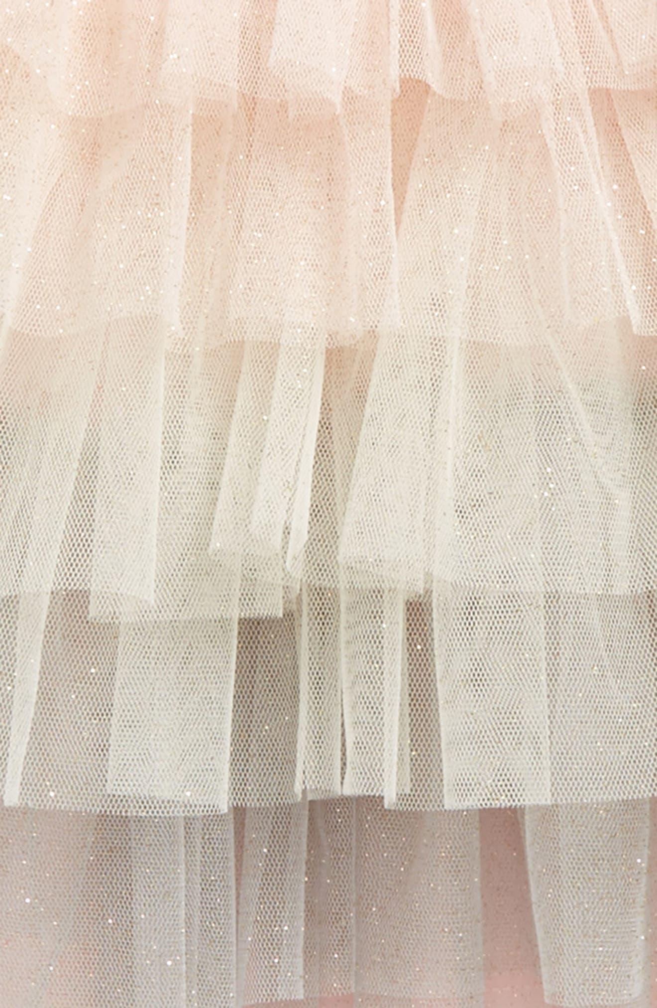 Tiered Tutu Skirt,                             Alternate thumbnail 3, color,                             651