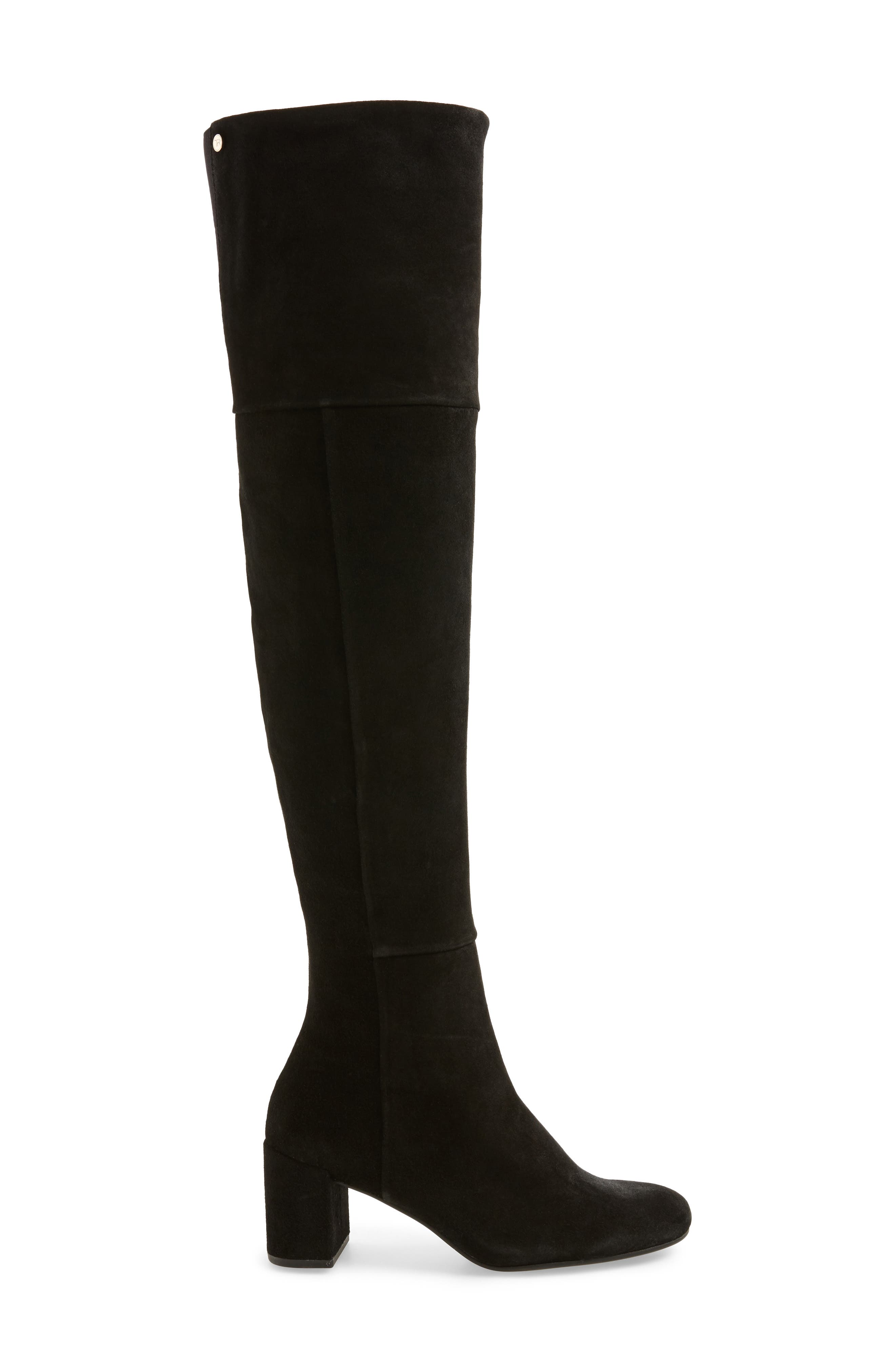 Catherine Over the Knee Boot,                             Alternate thumbnail 3, color,                             004