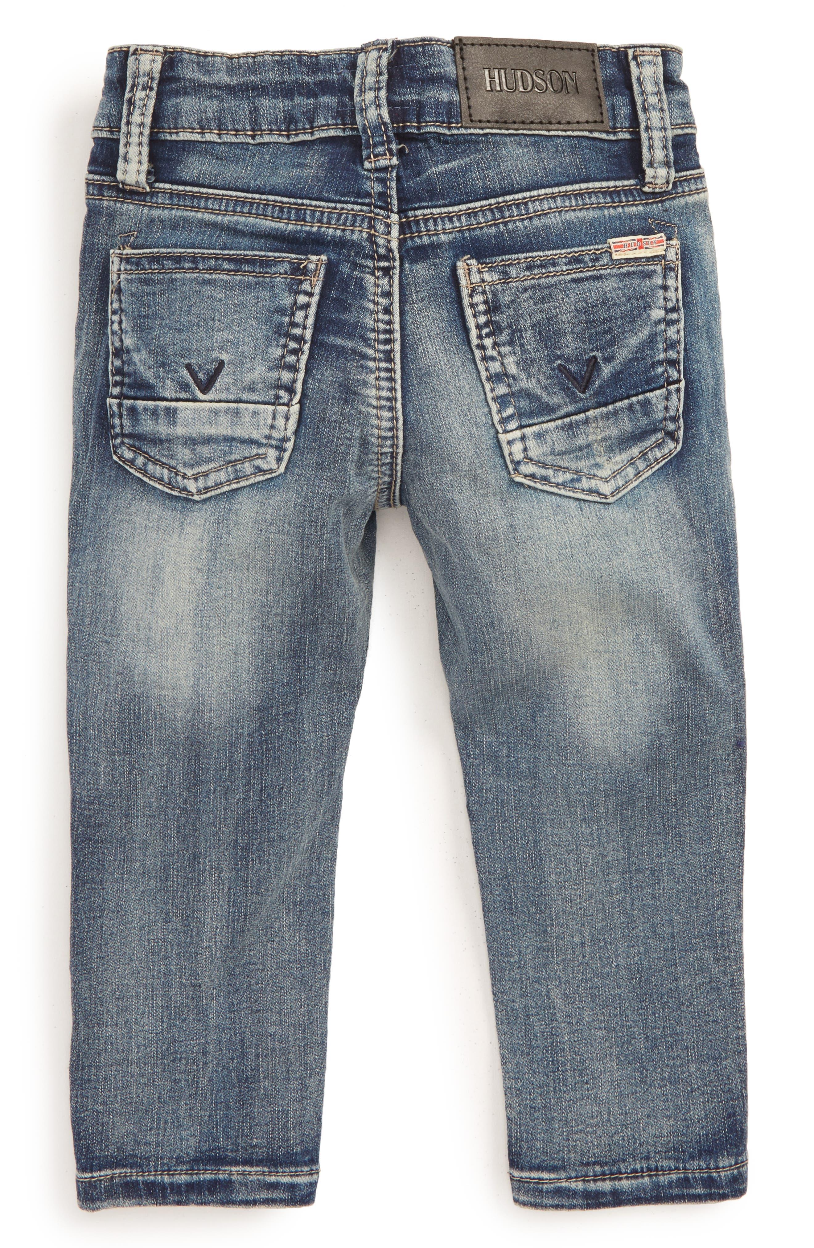 Jagger Slim Straight Leg Jeans,                             Alternate thumbnail 2, color,                             401