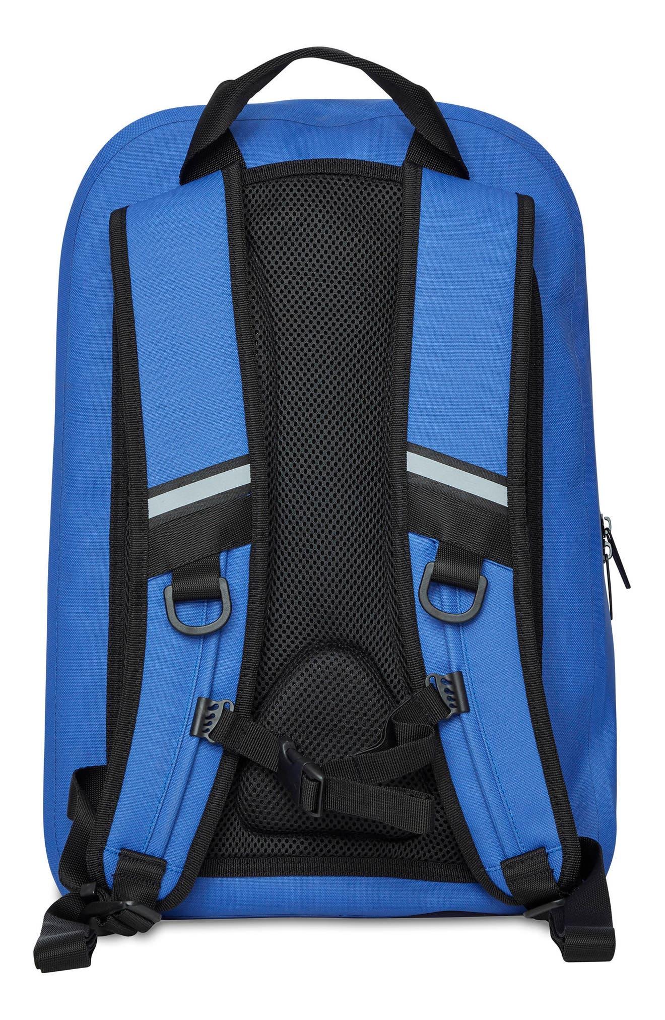 KNOMO LONDON,                             Thames Harpsden Backpack,                             Alternate thumbnail 2, color,                             AZURE BLUE