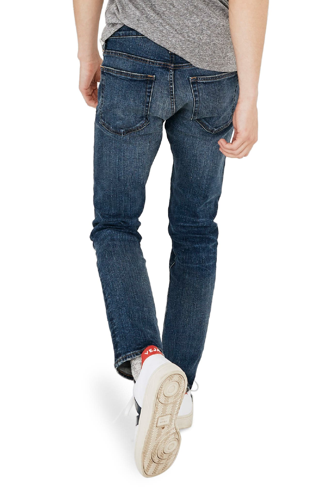 Slim Fit Jeans,                             Alternate thumbnail 2, color,                             OSGOODE WASH