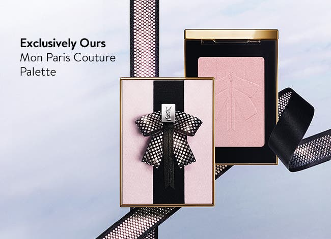 Exclusively Ours - Mon Paris Couture Palette.