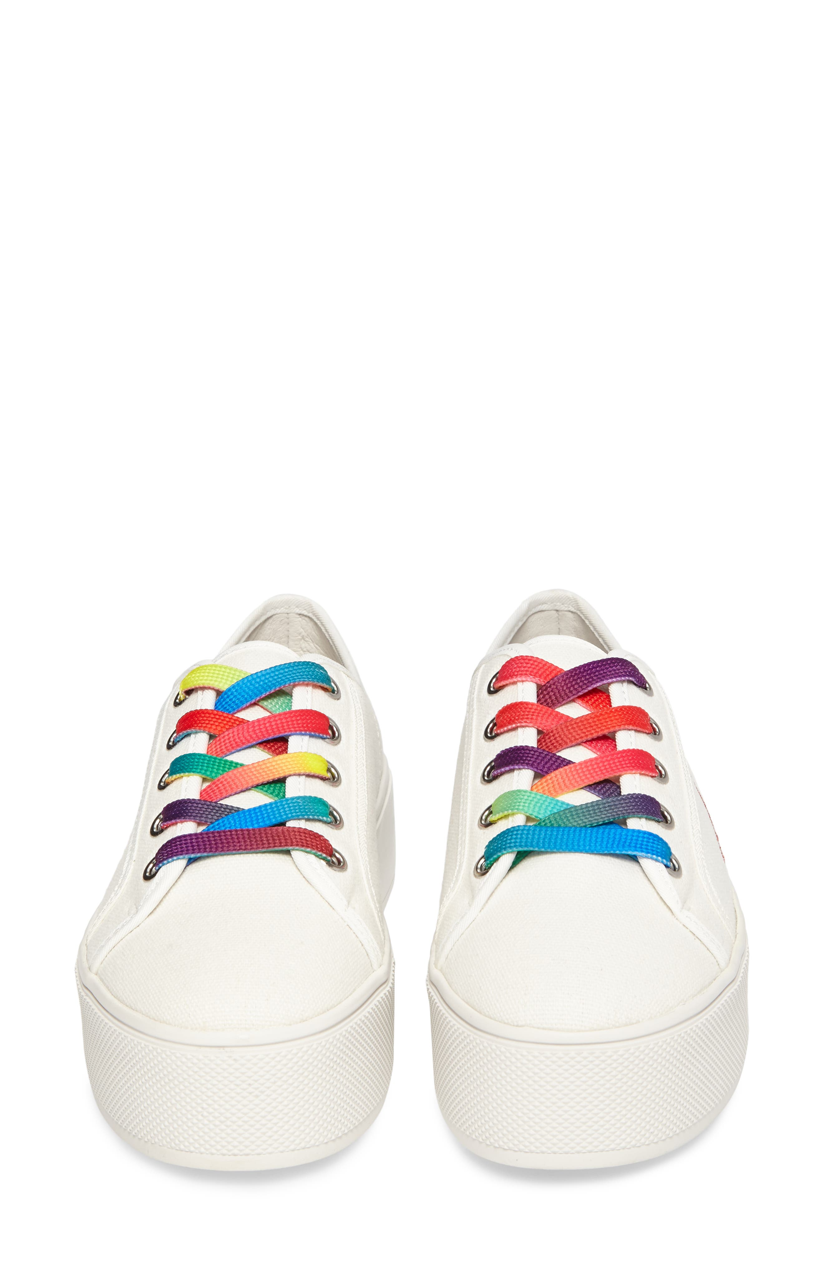 Fink Platform Sneaker,                             Alternate thumbnail 8, color,