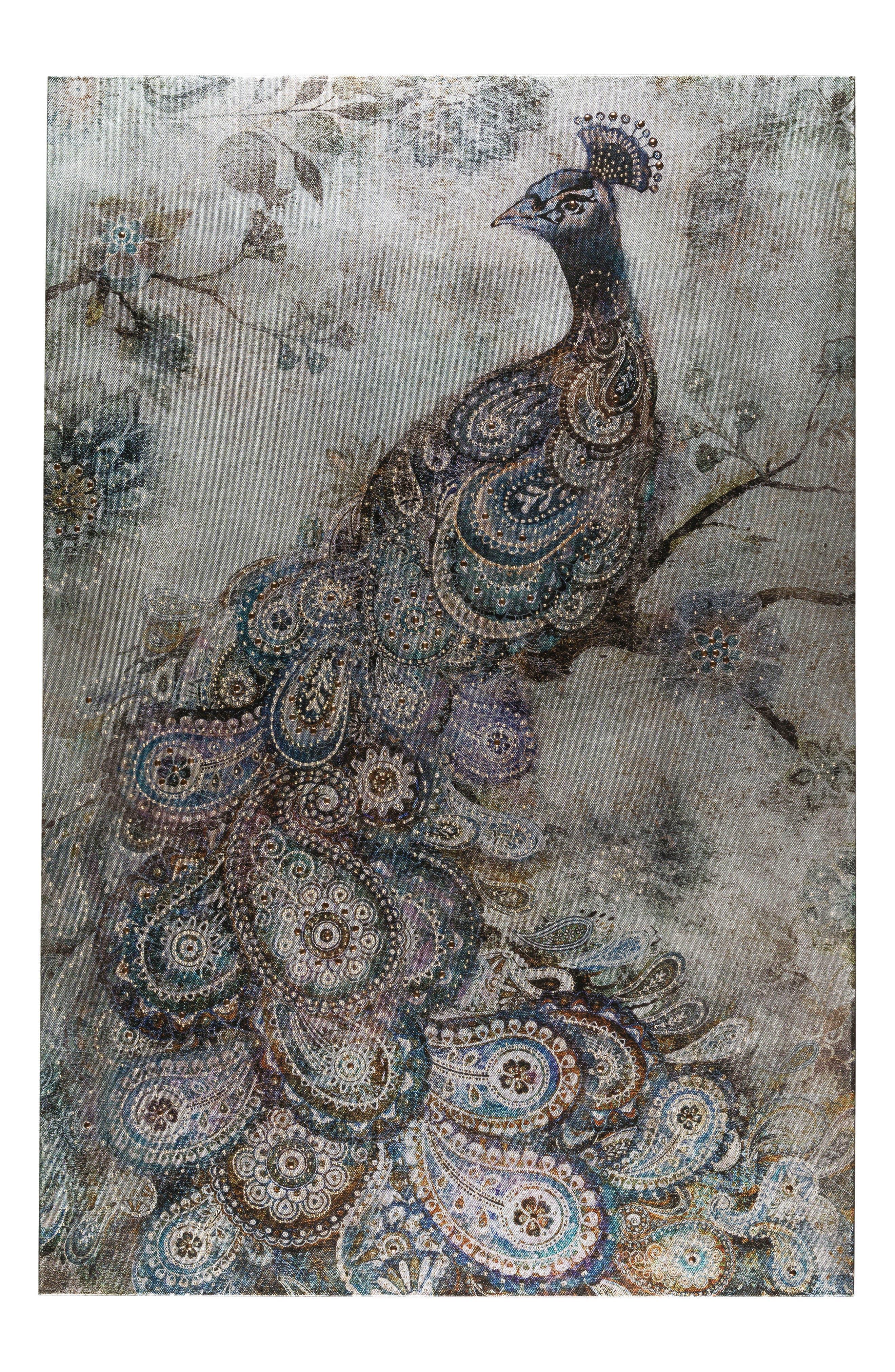 Fortuna Canvas Wall Art,                             Main thumbnail 1, color,                             020