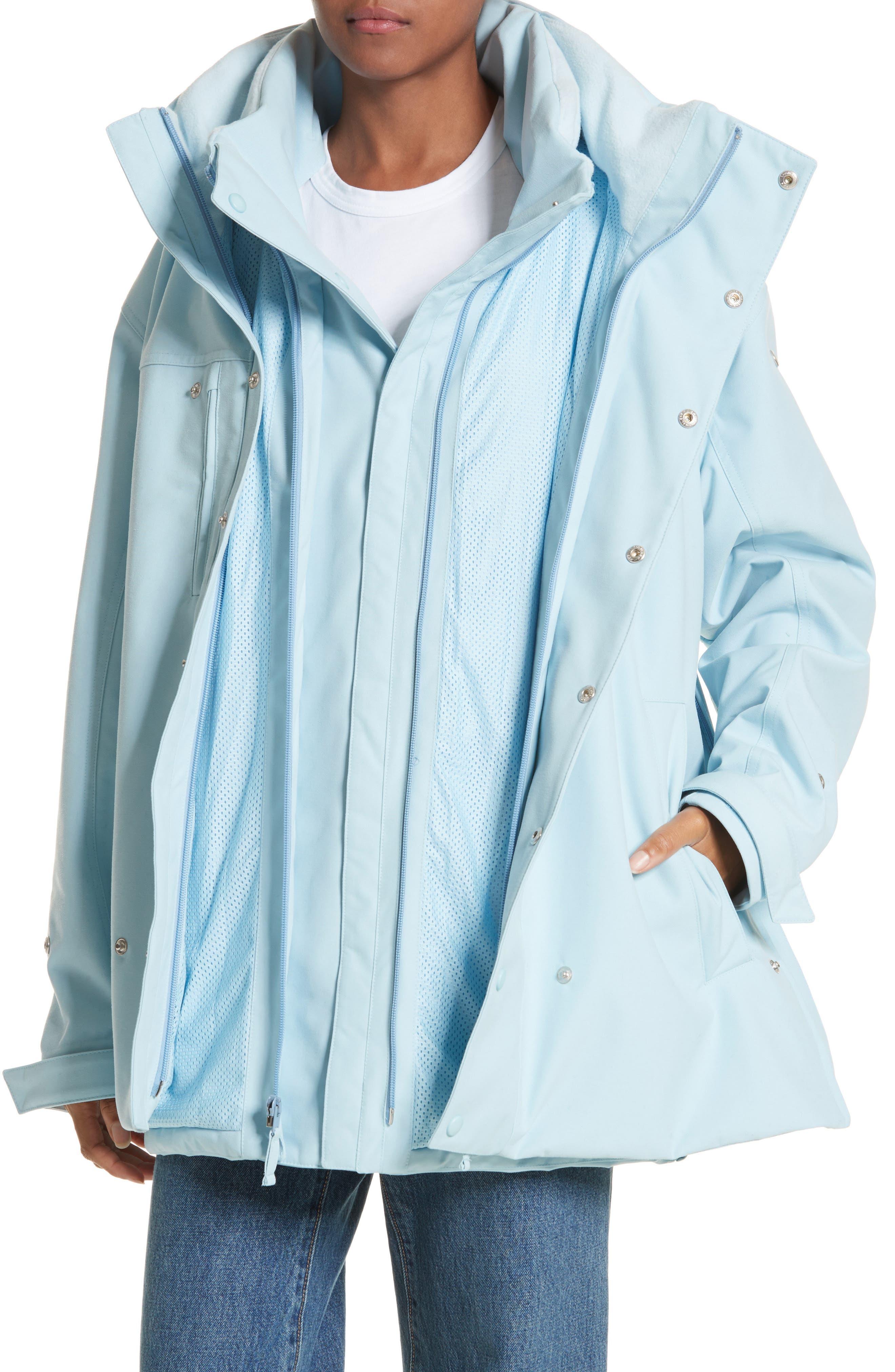 Angela Double Jacket,                             Alternate thumbnail 2, color,